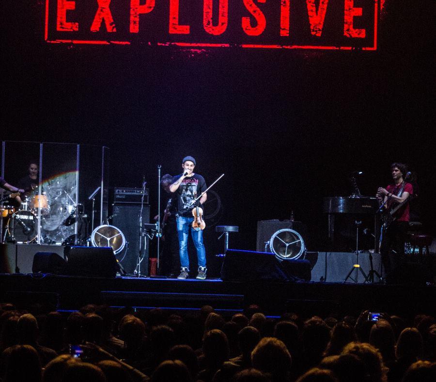 FOTO: David Garrett nastupom očarao publiku u Areni