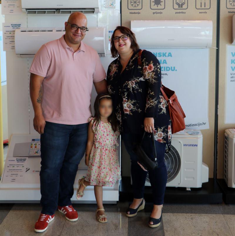Sto posto sreće za obitelj Dejana Jurkovića