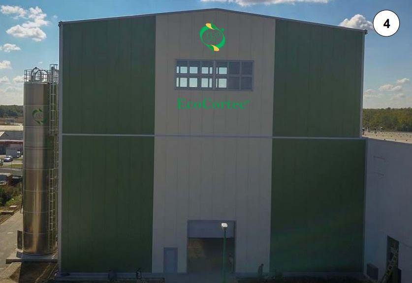 Svečano otvaranje nove tvornice EcoCortec u Belom Manastiru