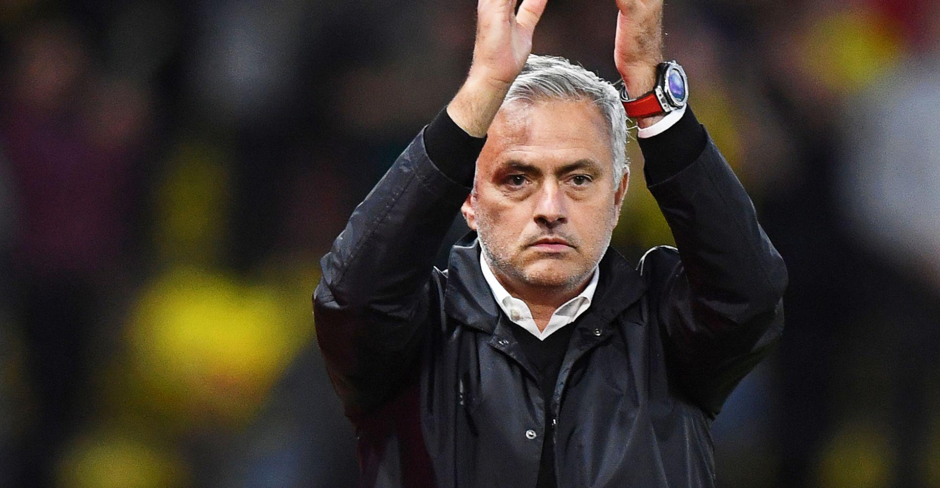 Mourinho uvjerljivo najveći kandidat za otkaz