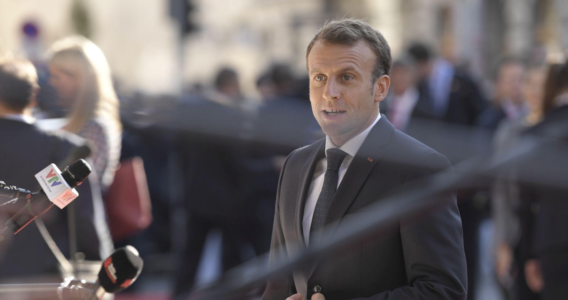 Macron rekonstruirao svoju vladu