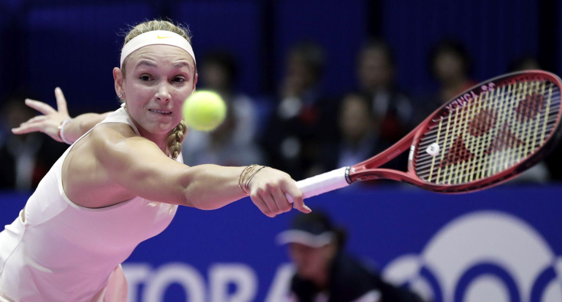 WTA LJESTVICA Martić i Vekić napredovale
