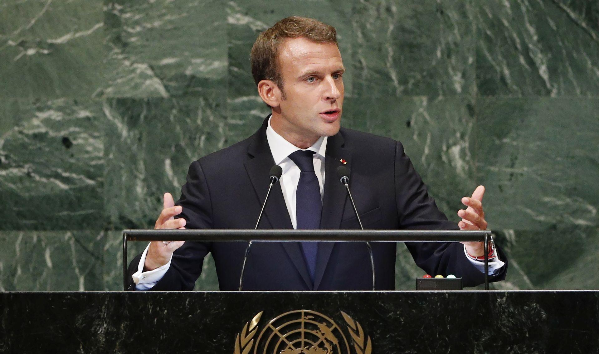 Macron razgovarao s Trumpom o ubojstvu Khashoggija