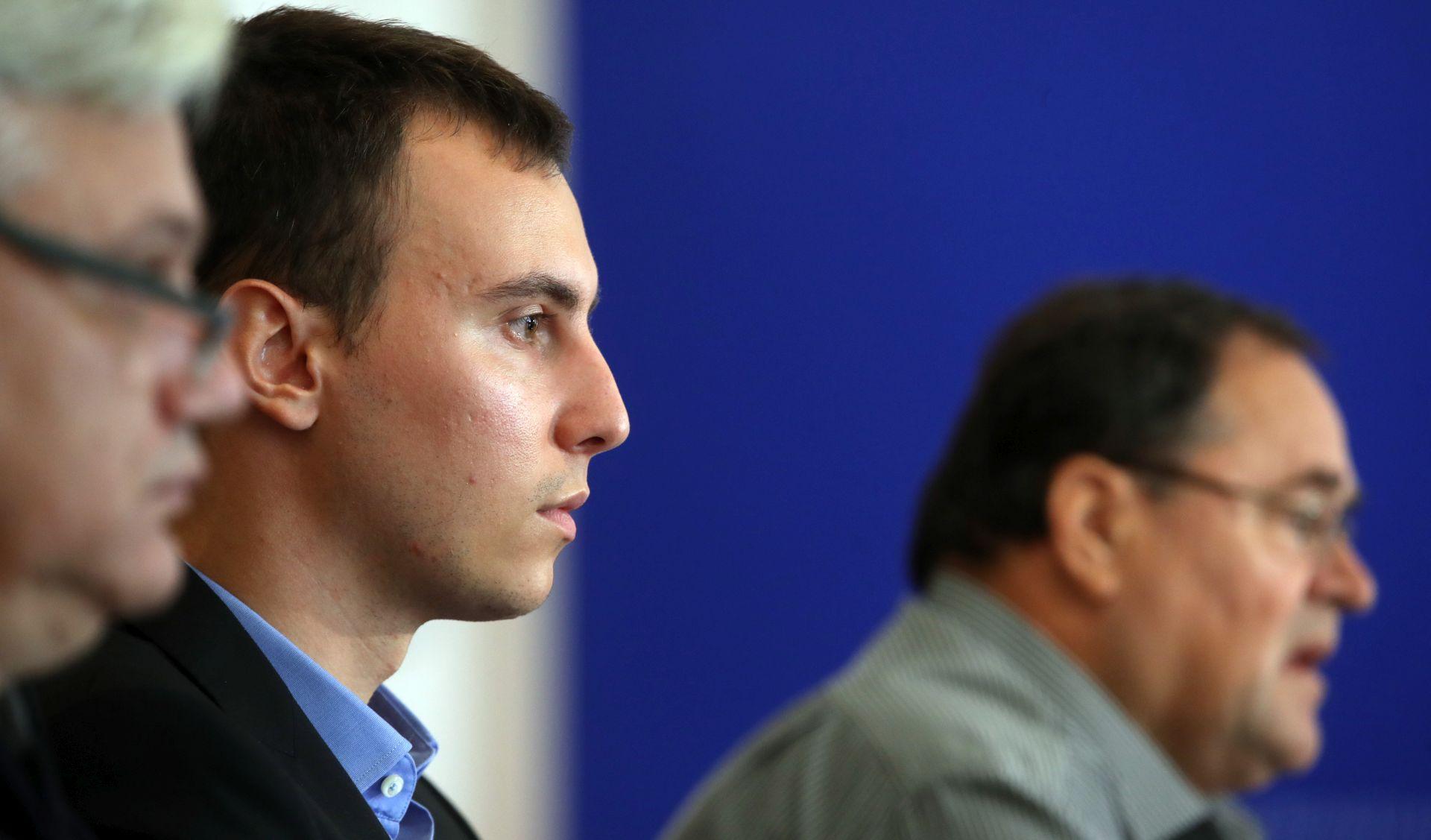 """ŠKIBOLA """"Mirovinska reforma usmjerena je protiv građana"""""""