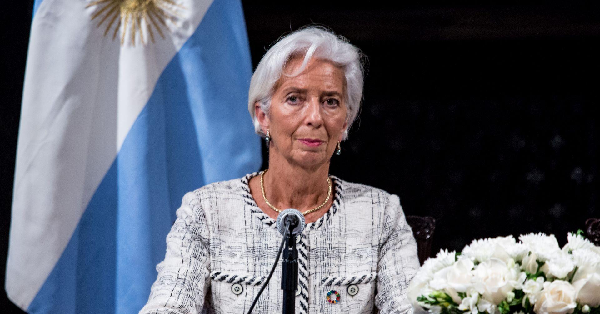 Christine Lagarde odgodila posjet Saudijskoj Arabiji
