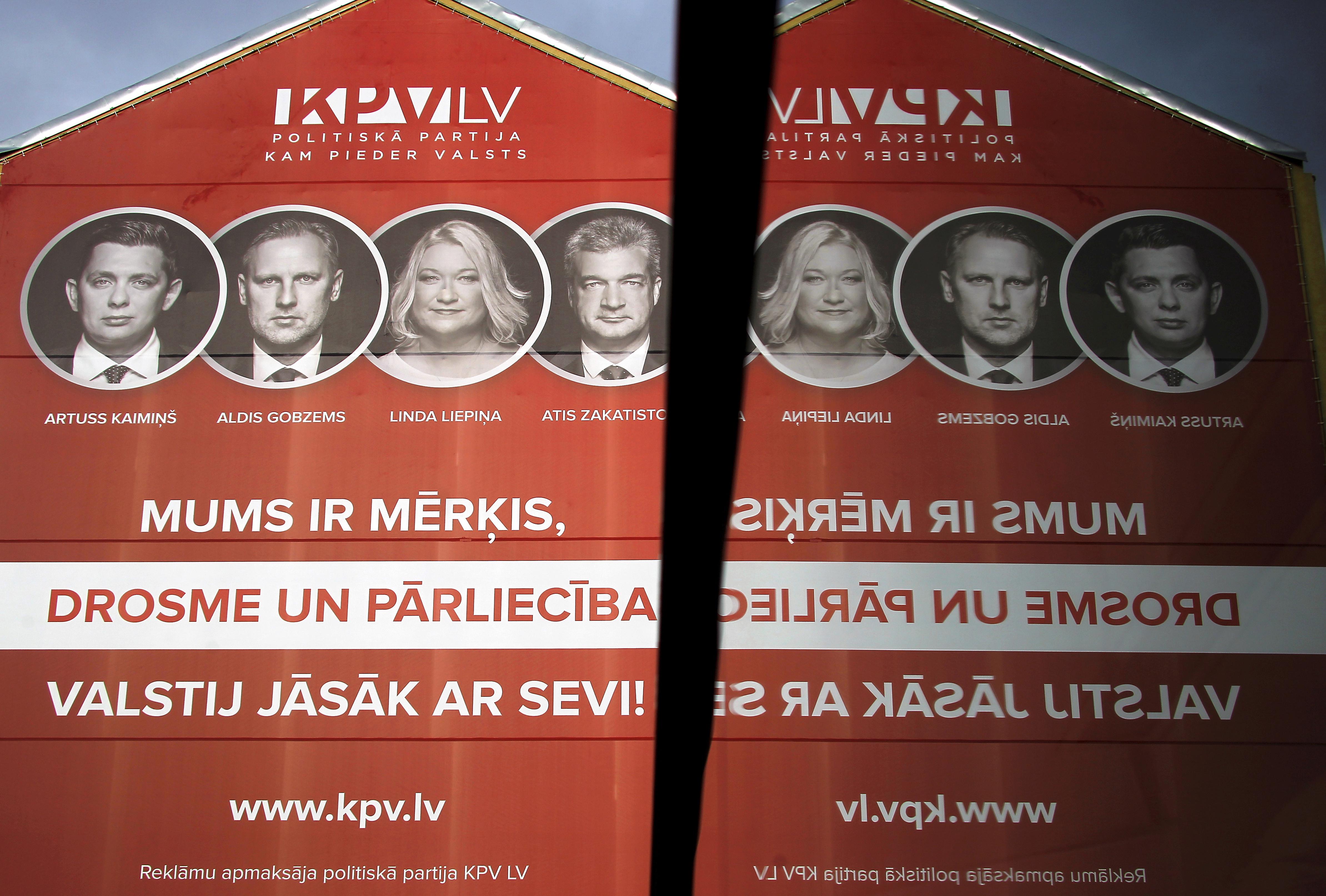 Proruska stranka vodi na latvijskim izborima obilježenima kibernetičkim napadom