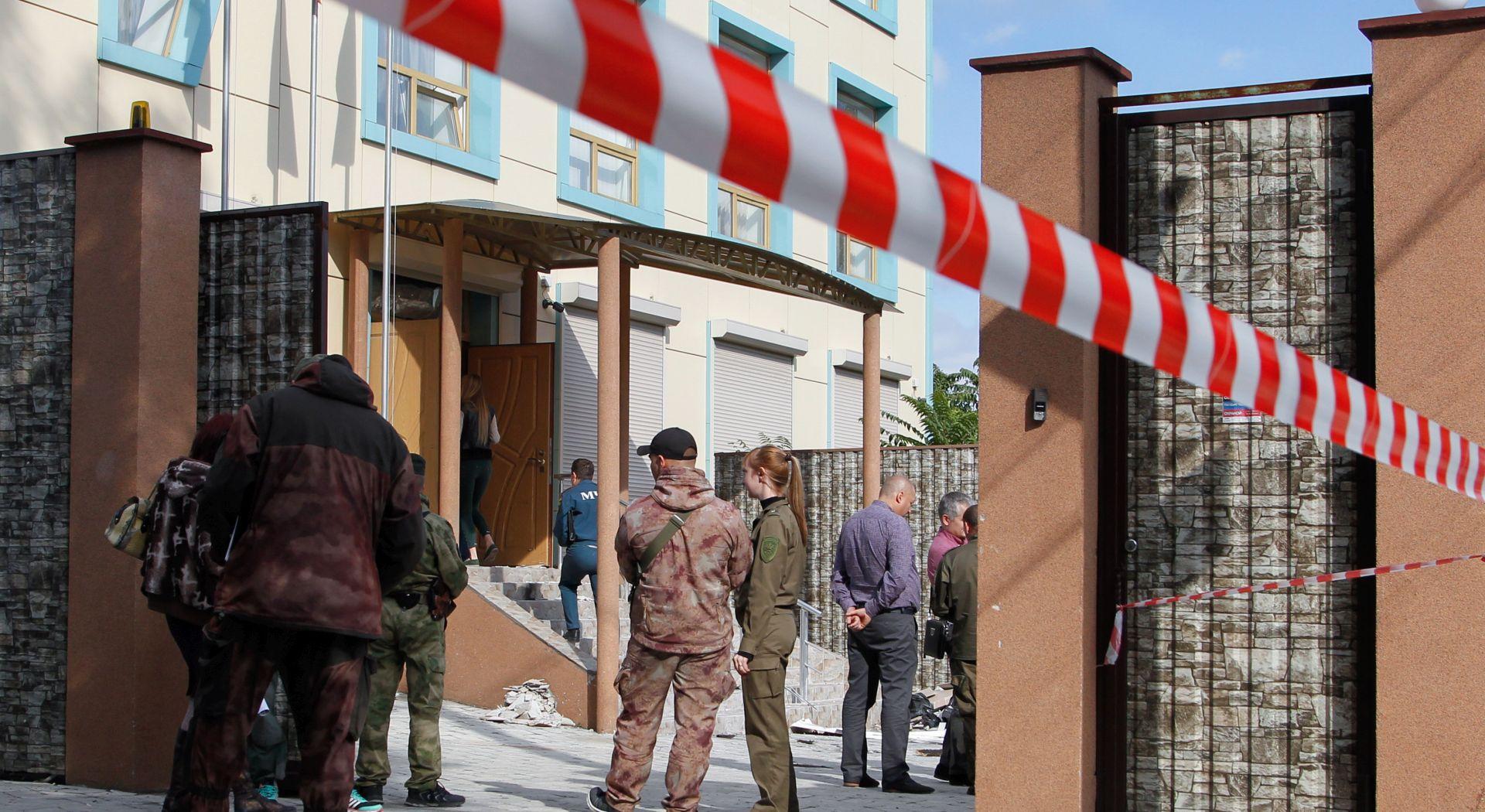 Eksplozija u ukrajinskom skladištu, tisuće ljudi evakuirane