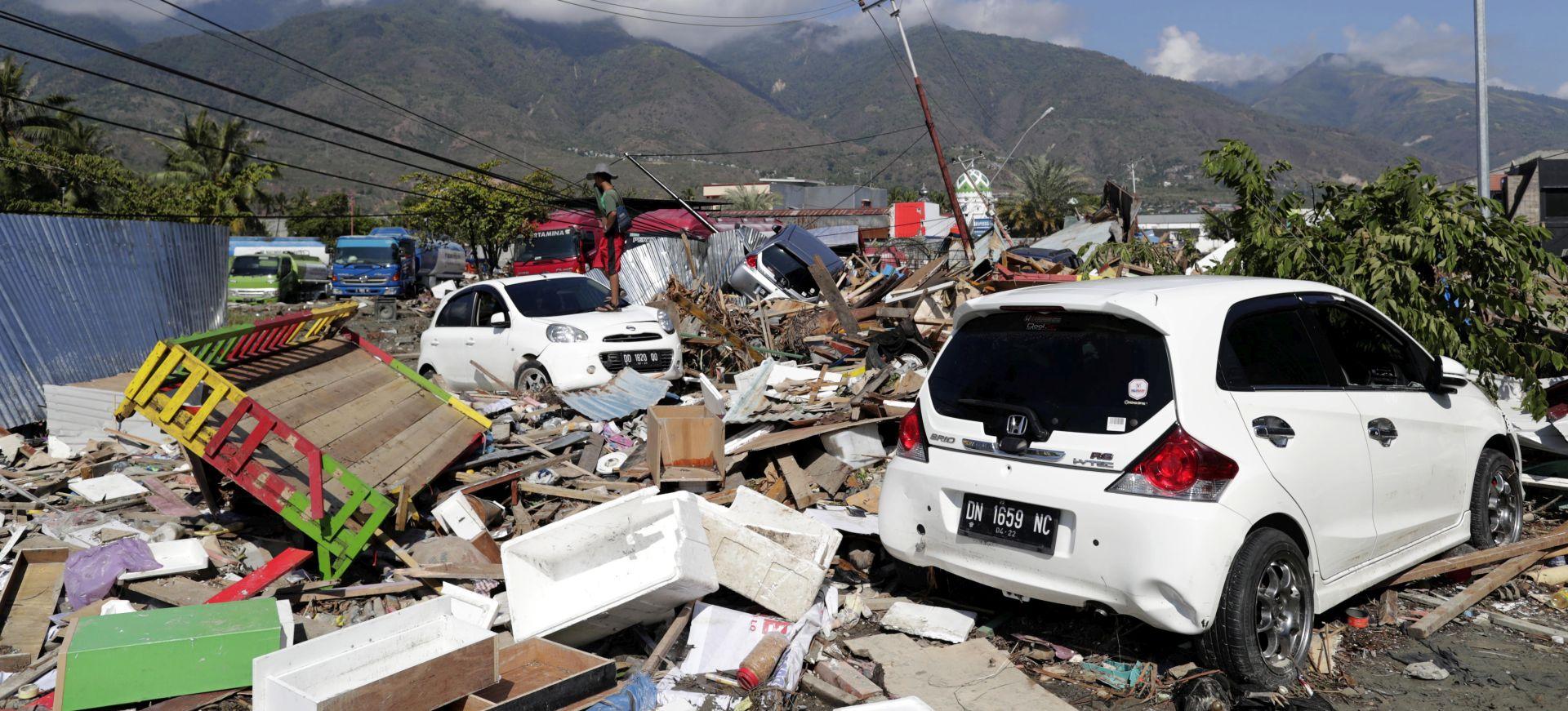 USGS Indoneziju pogodila još dva potresa
