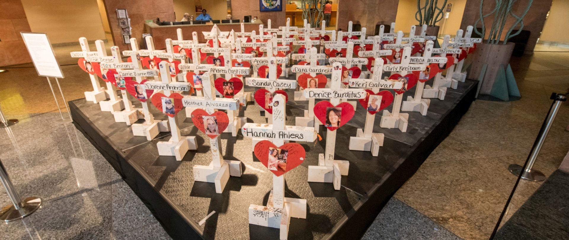 Prva obljetnica pokolja u Las Vegasu