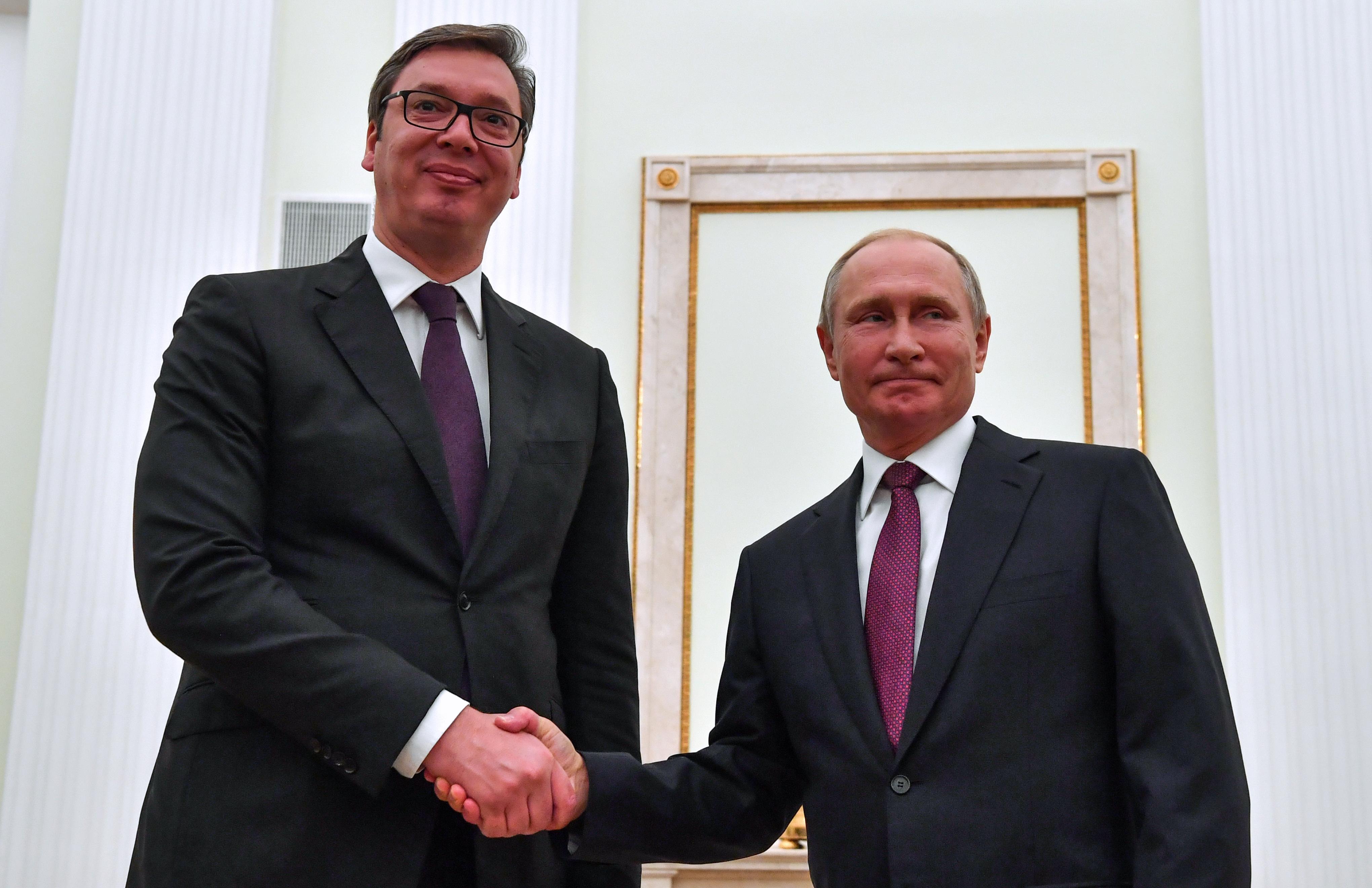 Vučić o sastanku s Putinom 'Dobio sam sve što sam tražio'
