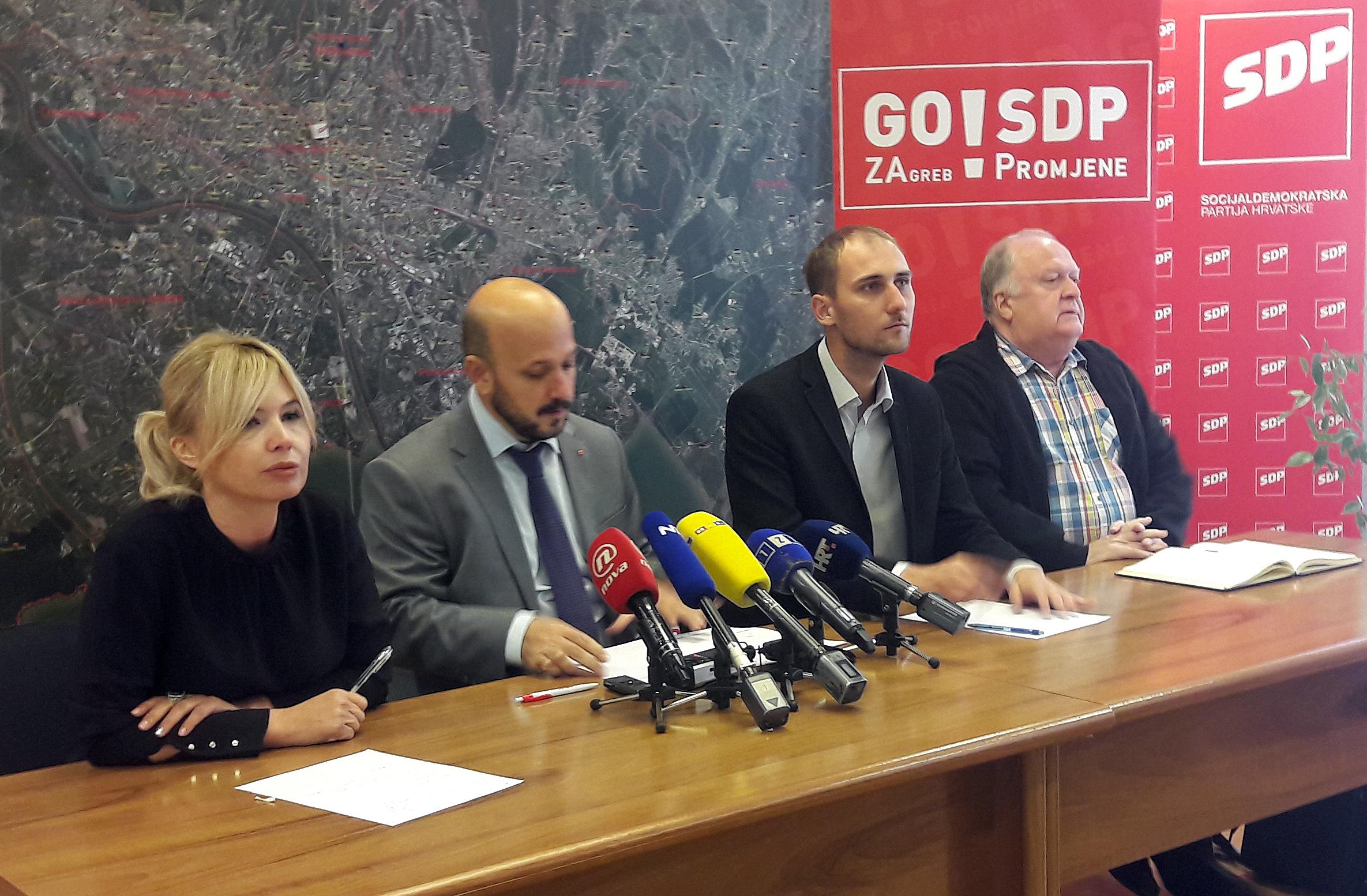 MARAS 'Lovrić ne može biti pročelnik Gradskog ureda za obrazovanje'
