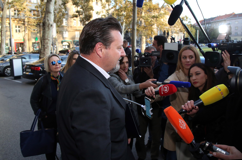 KUŠČEVIĆ 'Ako su optužbe protiv Brkića istinite, to bi bila katastrofa'