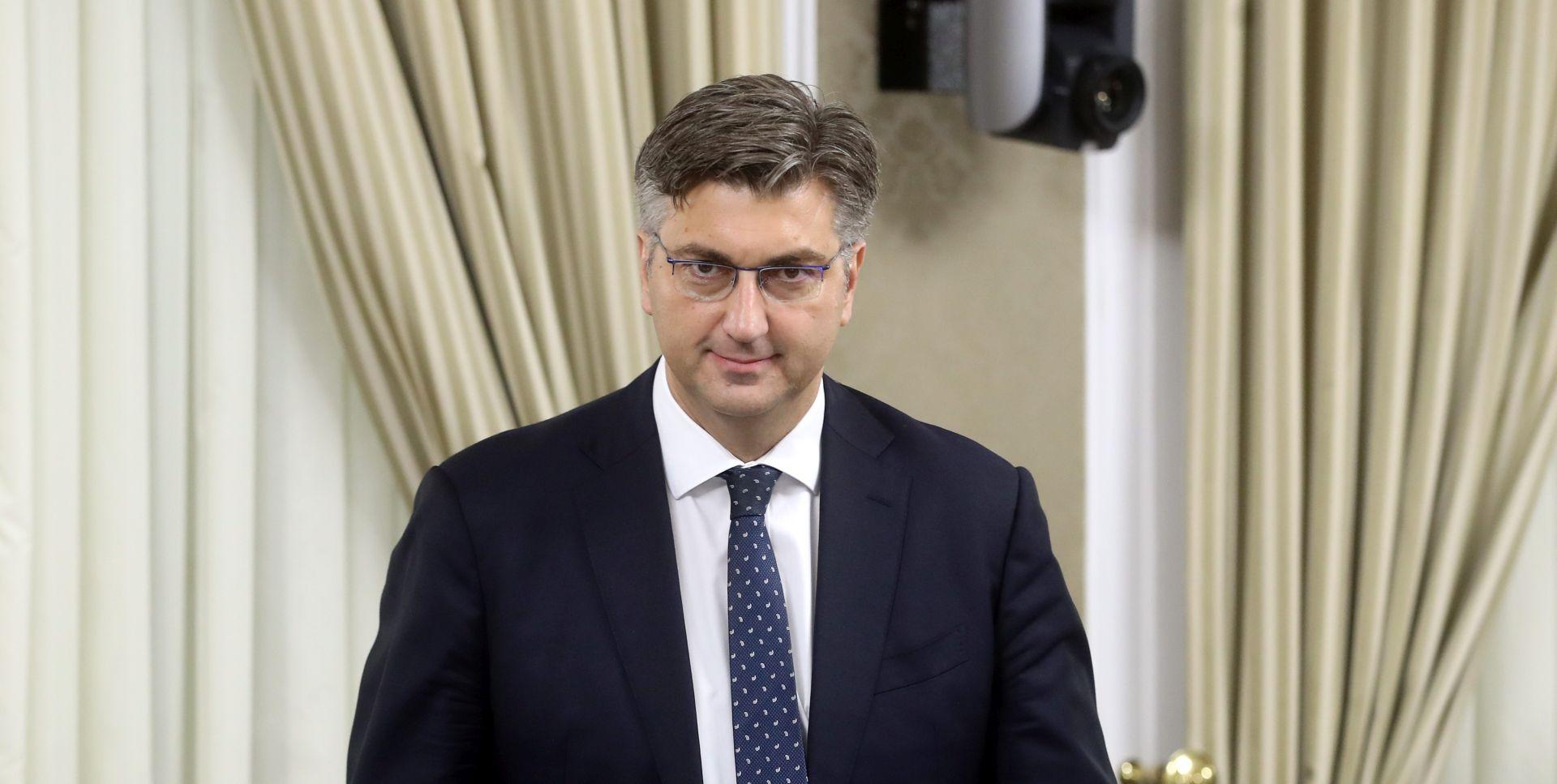Plenković osudio napad na Pupovca
