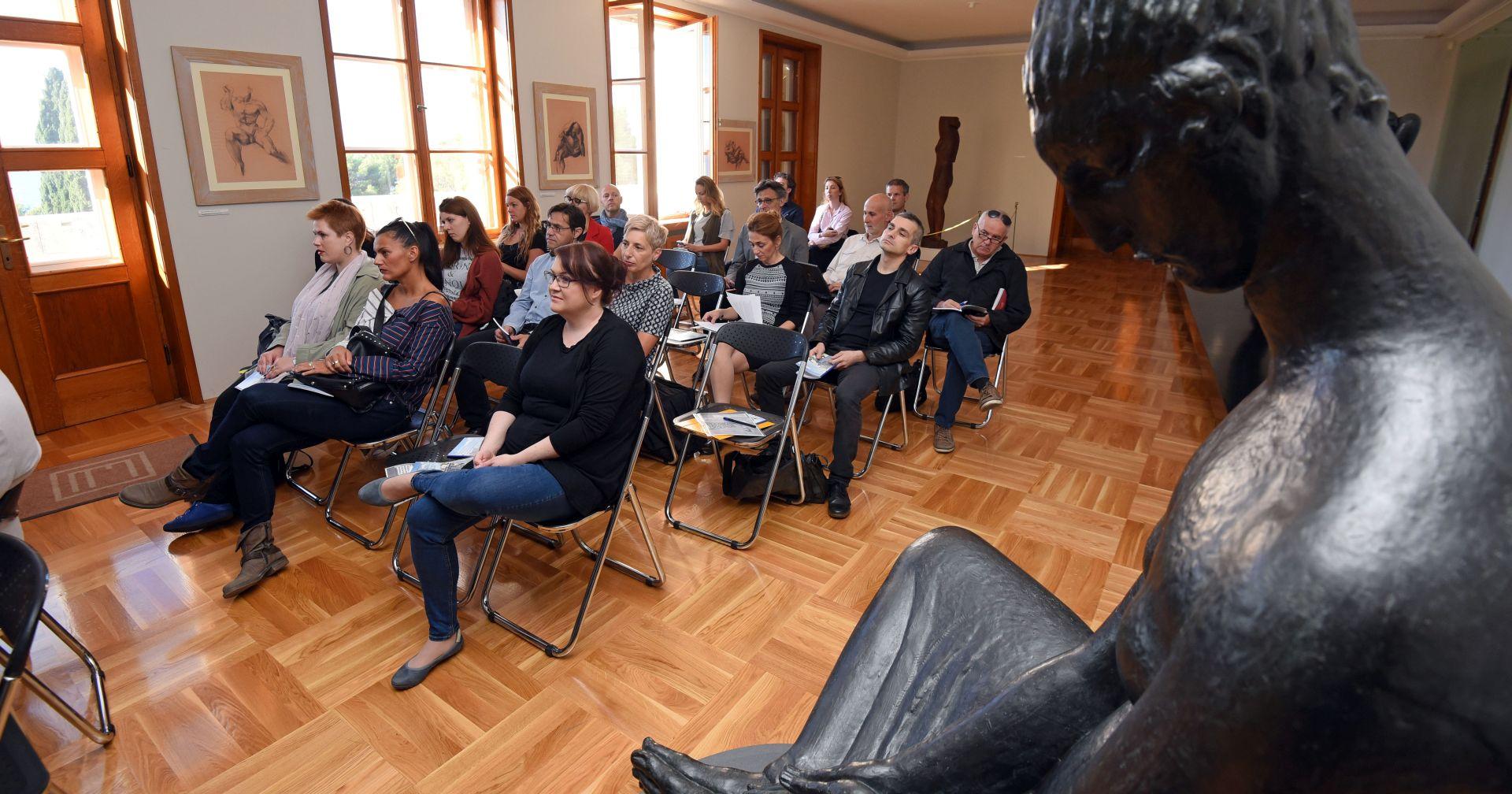 U Splitu počela znanstvena konferencija o skulpturama i spomenicima