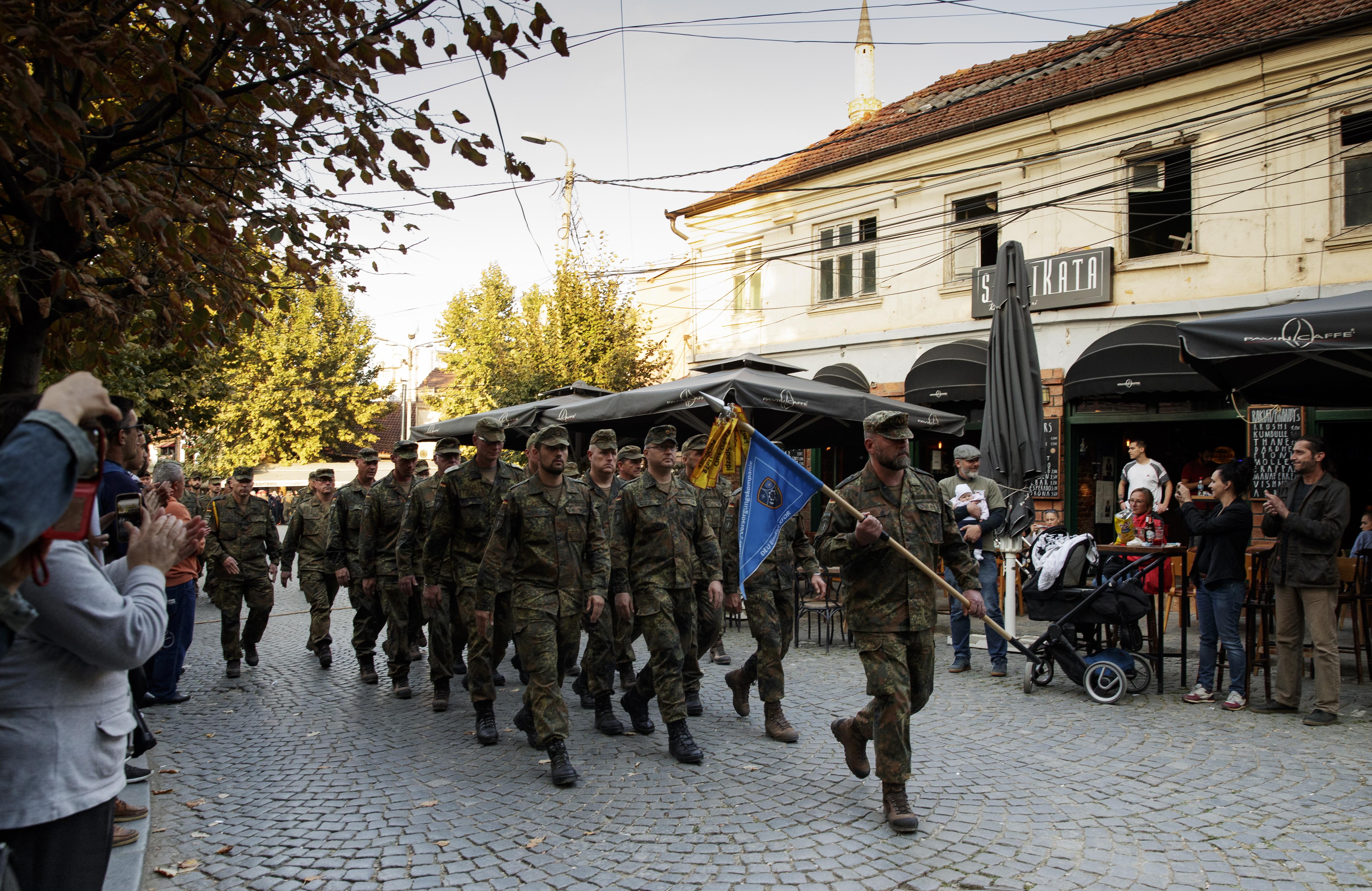 Kosovo glasovalo za stvaranju nacionalne vojske unatoč srpskim prigovorima