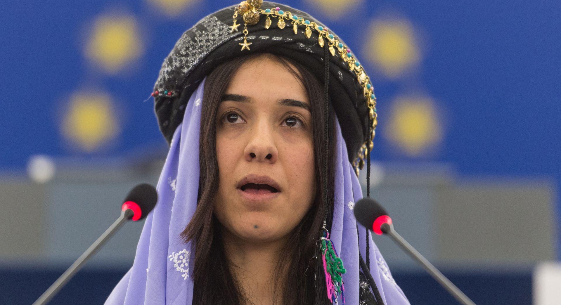 Nobel za mir borcima protiv seksualnog nasilja u ratu