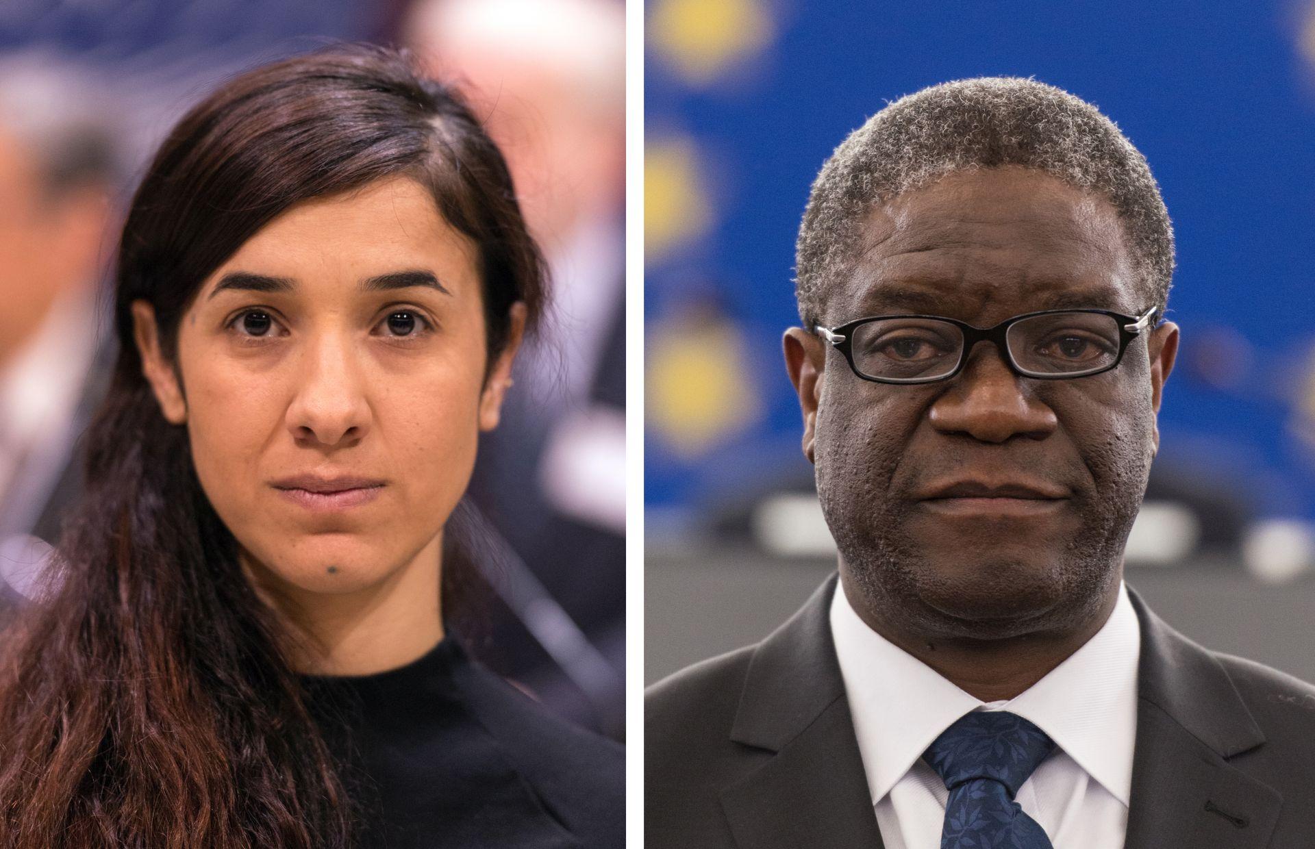 Nobelom za mir naglašena potreba borbe protiv seksualnog nasilja u ratu