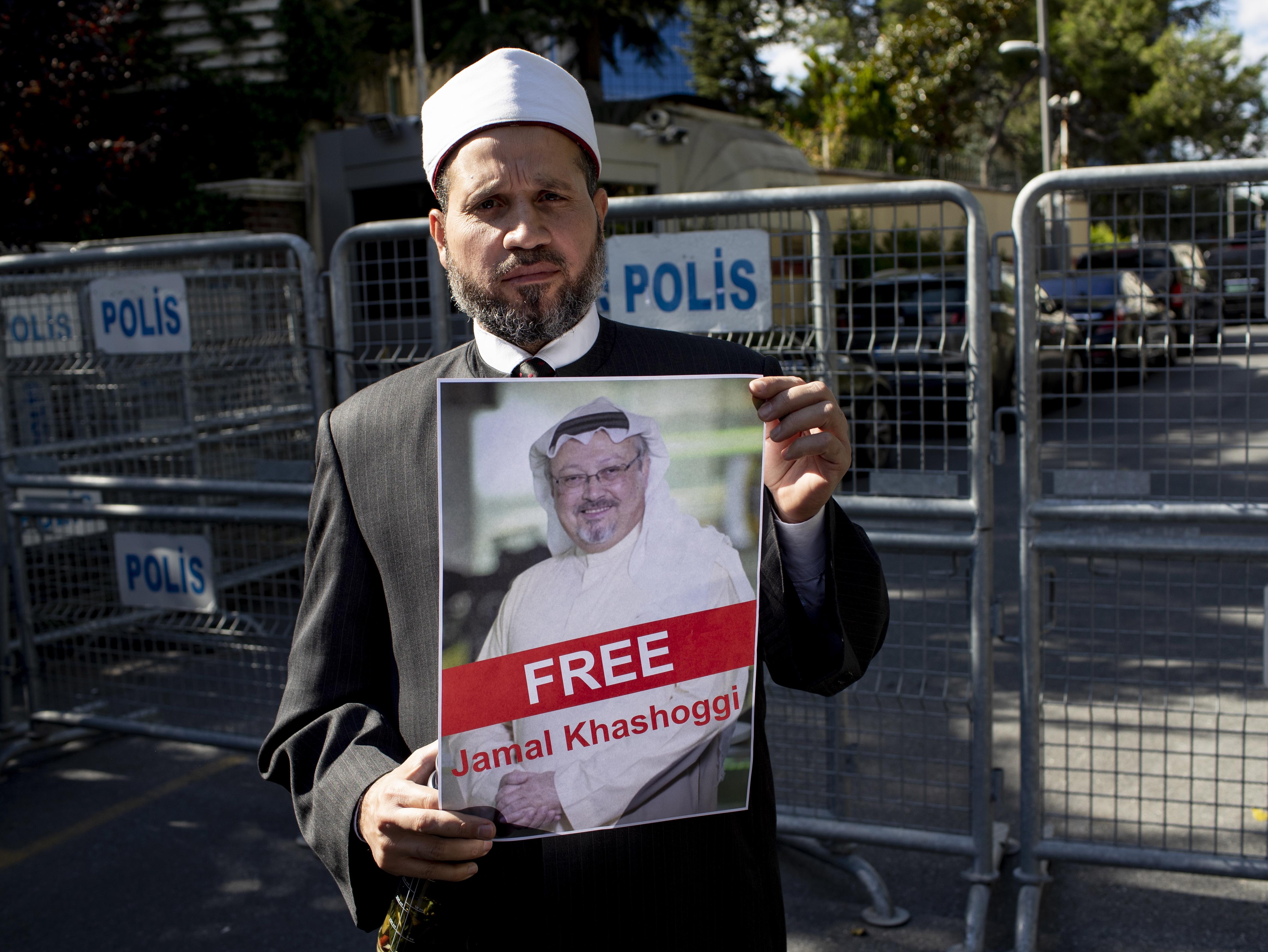 Turska pokrenula istragu o nestalom saudijskom novinaru