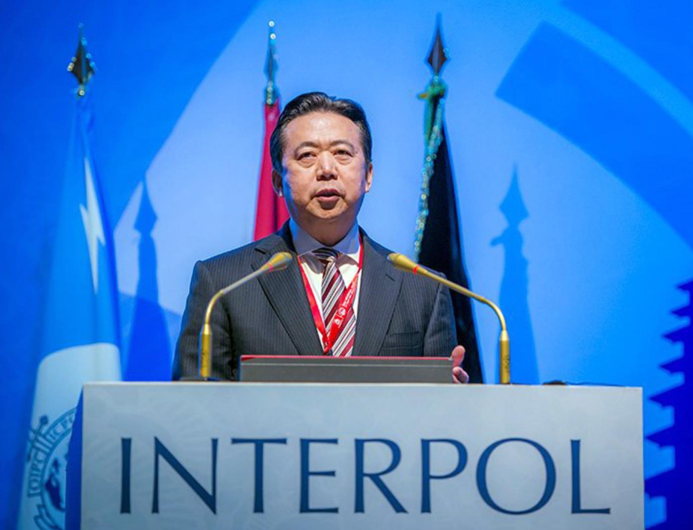 """Kina potvrdila da je predsjednik Interpola osumnjičen za """"kršenje zakona"""""""