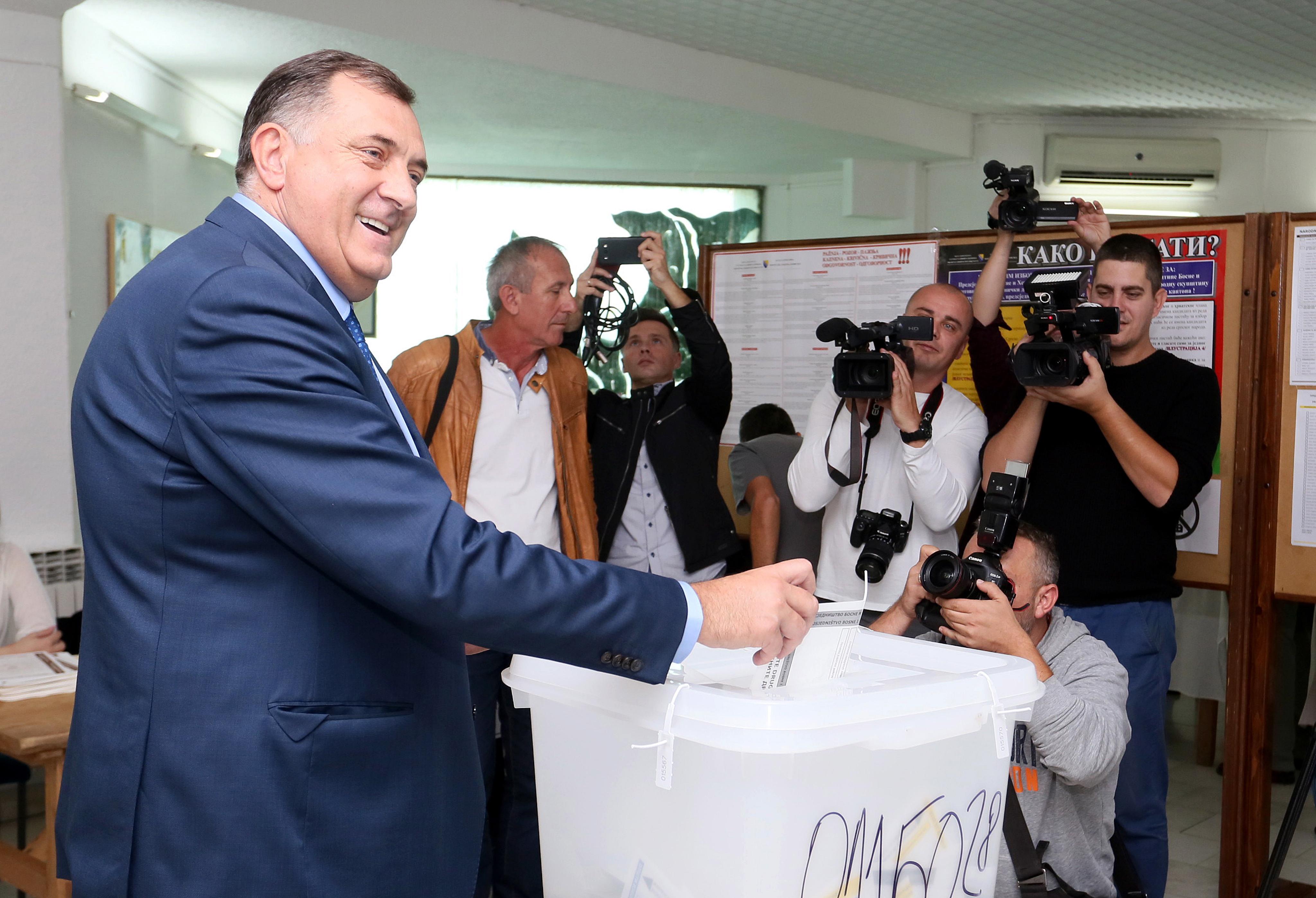 Dodik pozvao na priznavanje Krima kao dijela Rusije