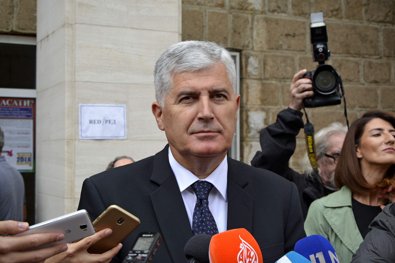 ČOVIĆ 'Plenković je u Bruxellesu zastupao interese BiH'