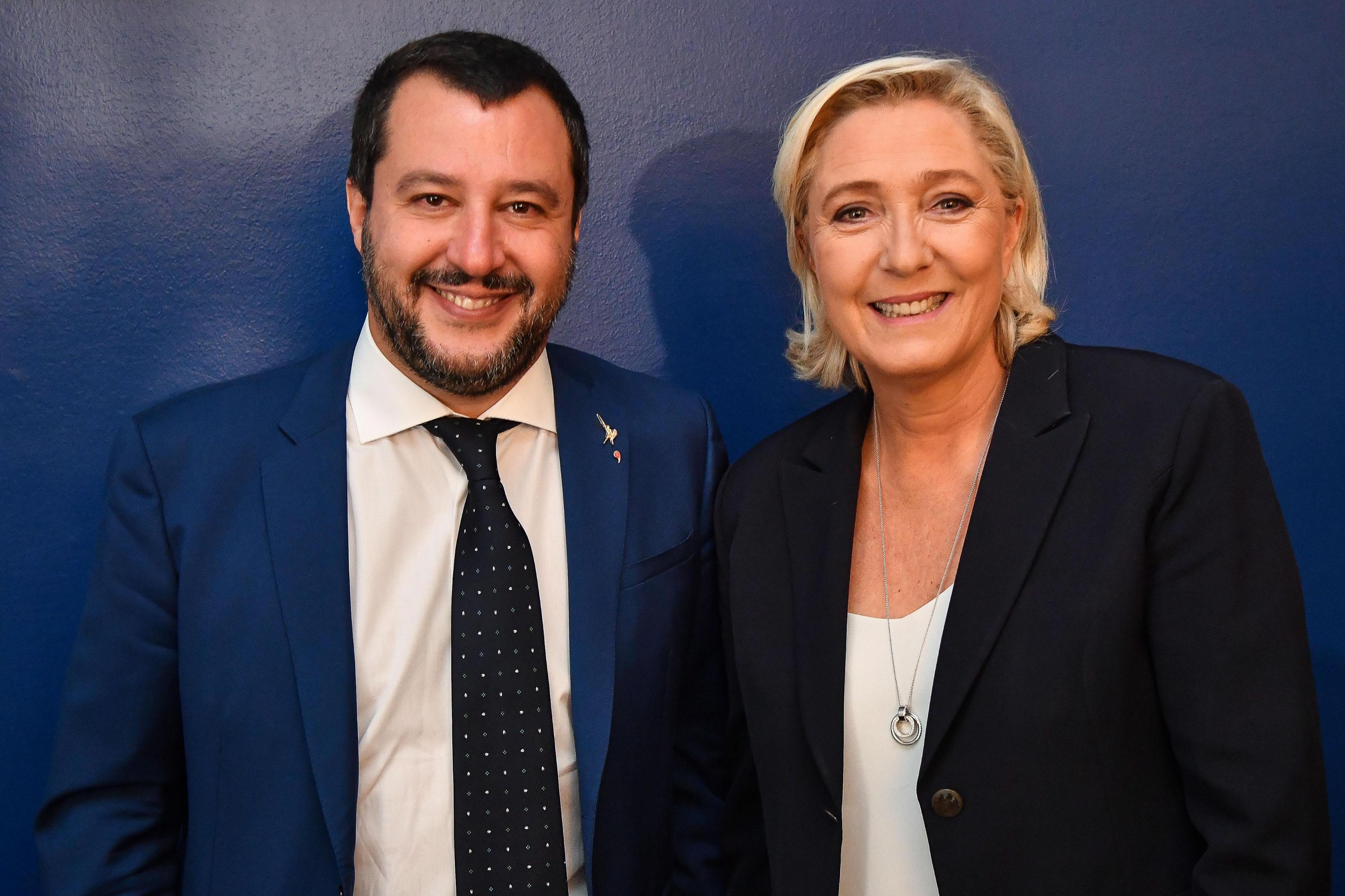 "Salvini i Le Pen napali ""bruxelleski bunker"""