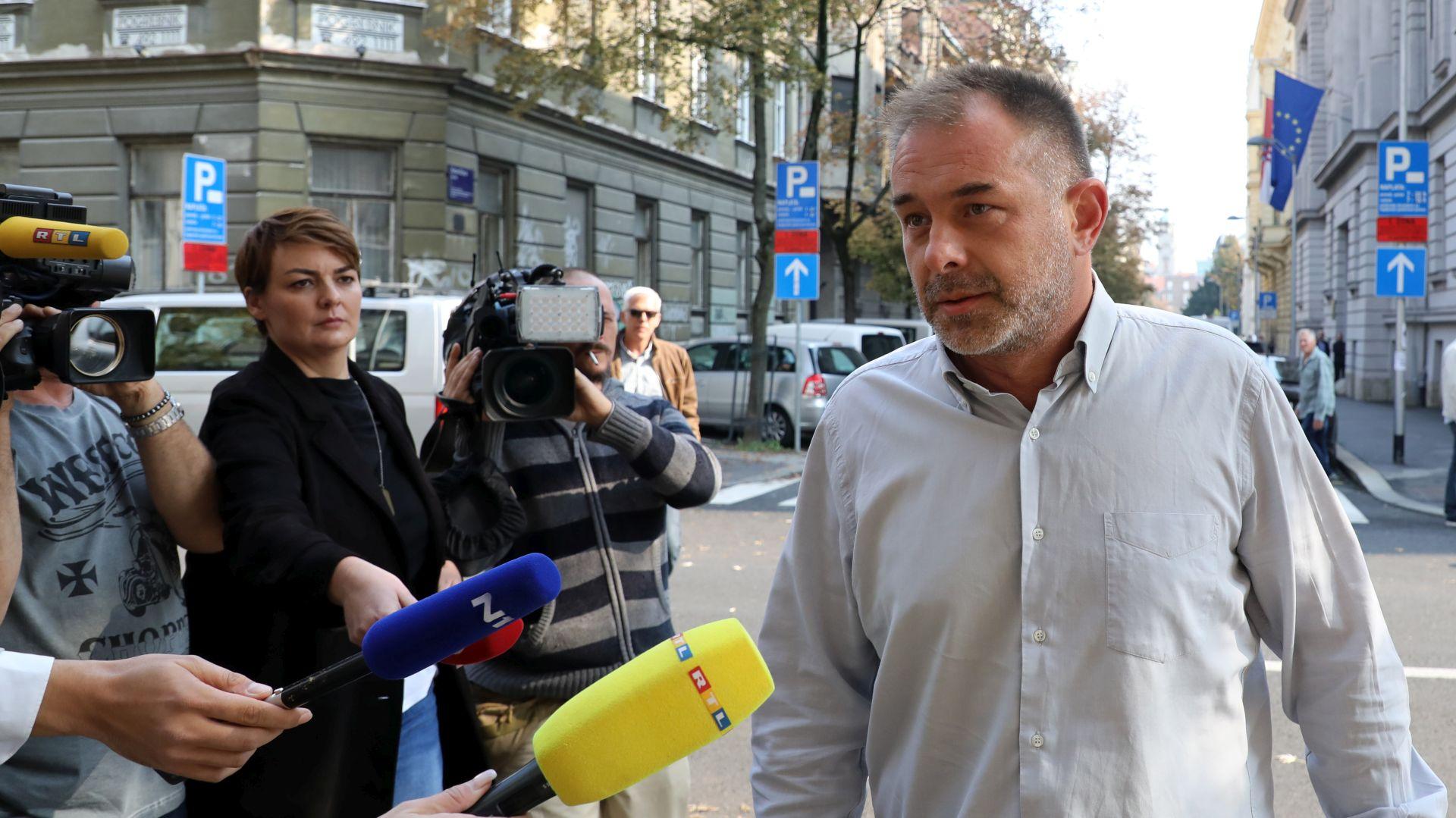 Barbarić bez komentara nakon ispitivanja u DORH-u