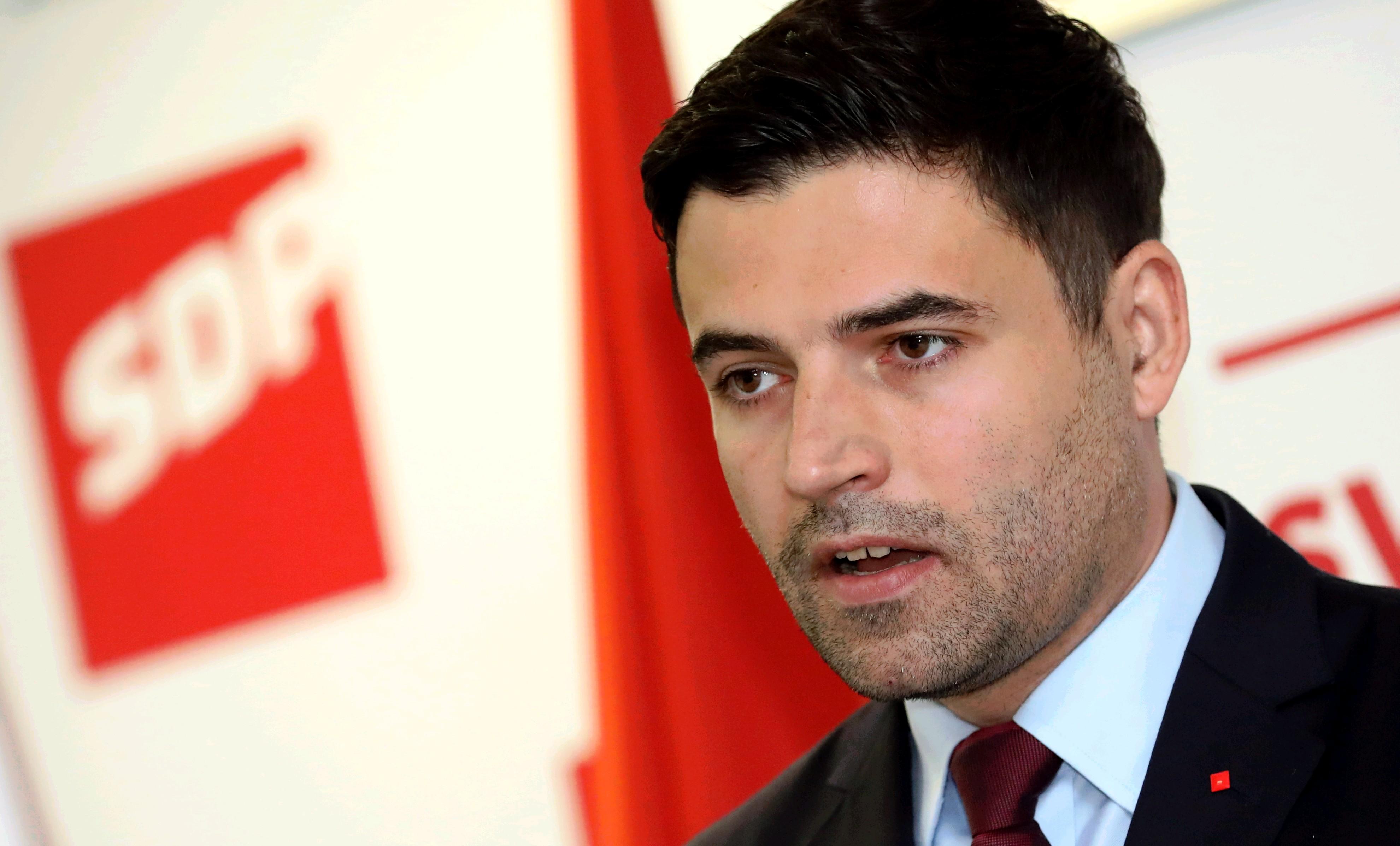 BERNARDIĆ 'Sanader je ratni profiter, a HDZ je uvijek bio i ostao isti'
