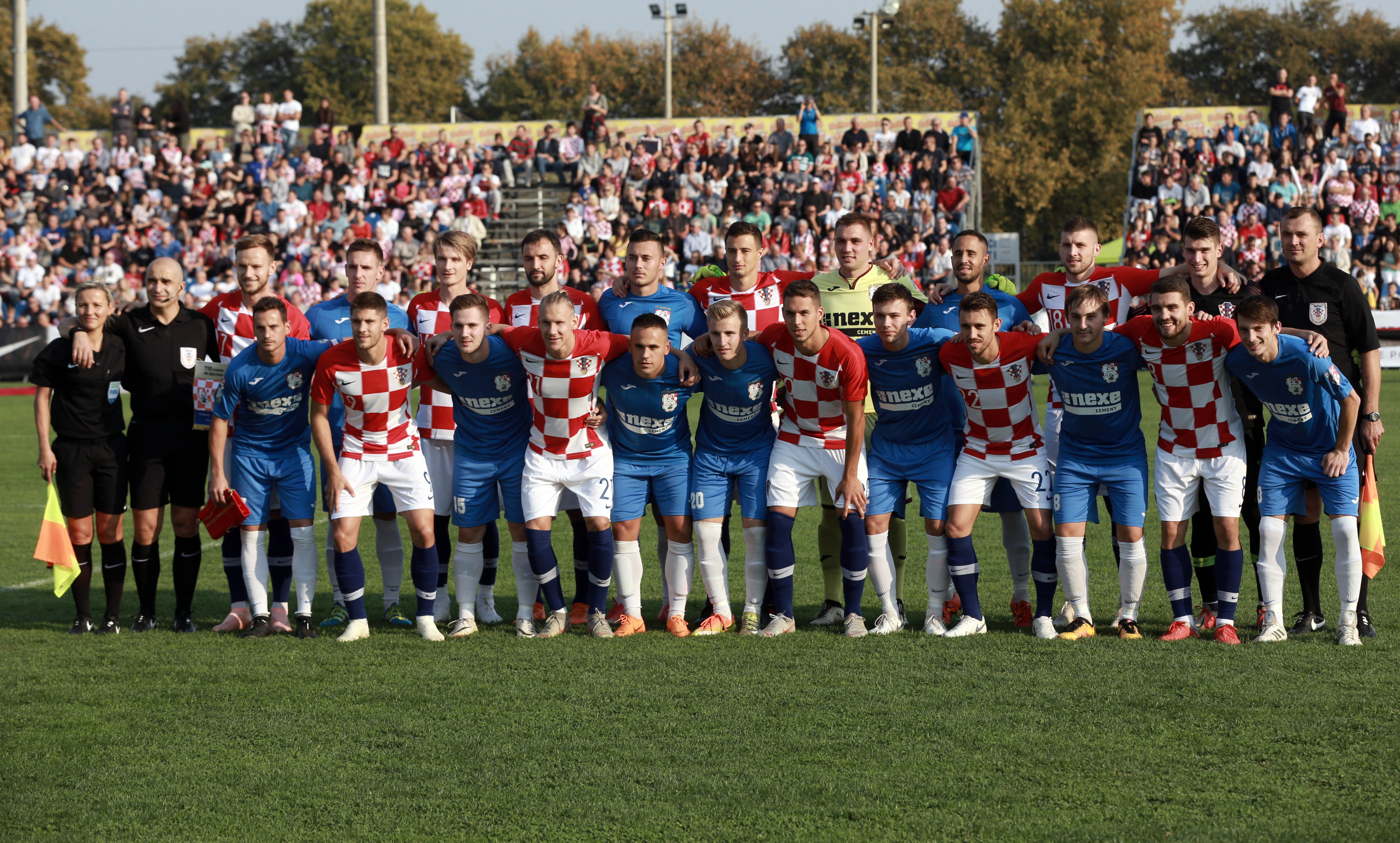 Vatreni pobijedili Bjelovar 15 – 1
