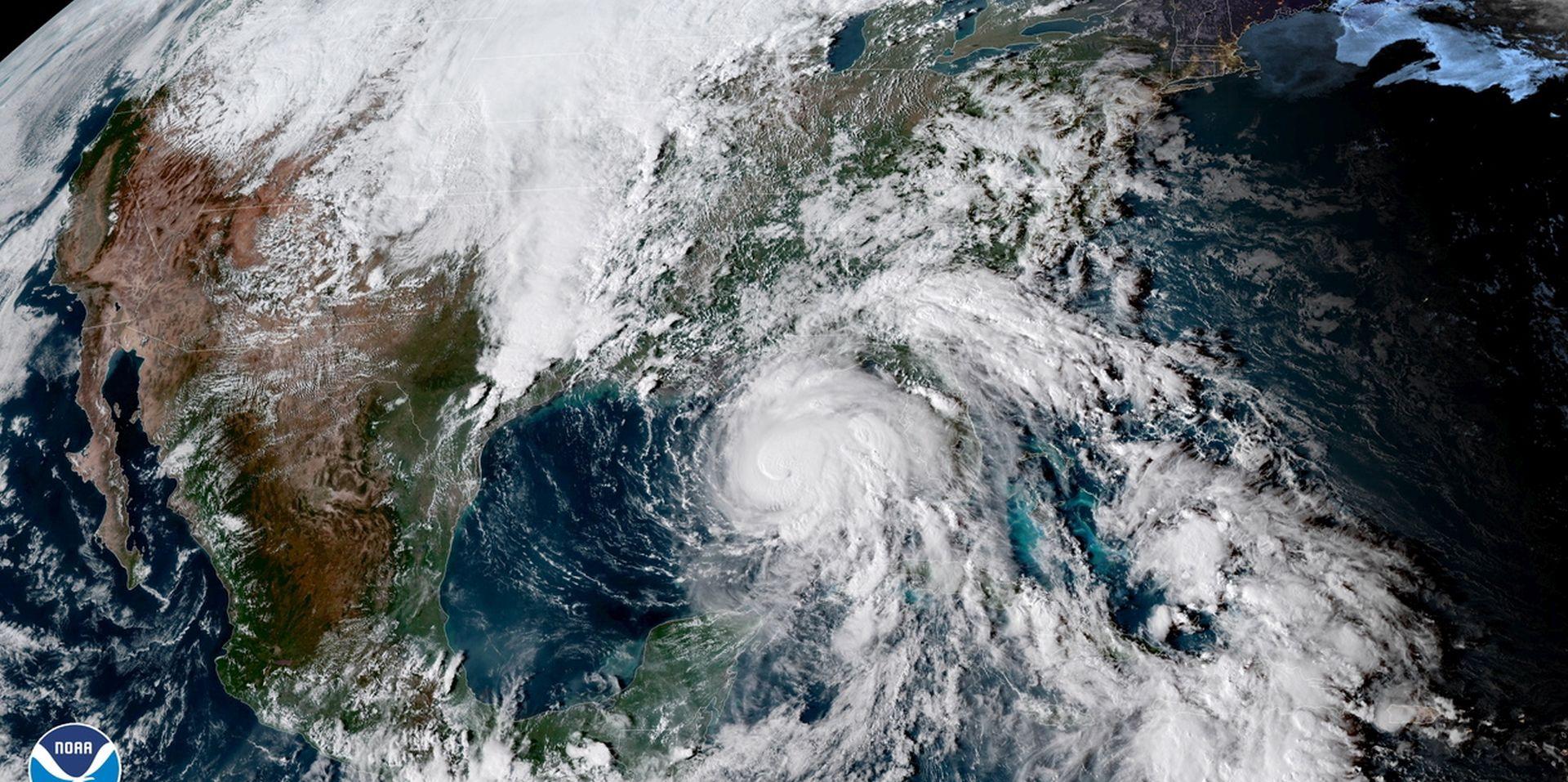 Uragan Barry približava se obali Louisiane