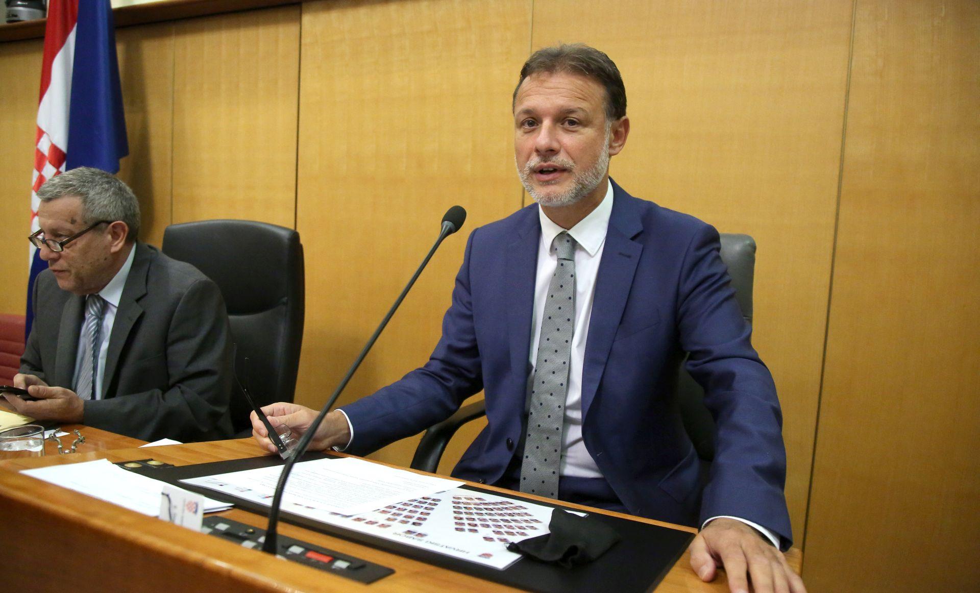 U dnevni red Sabora uvršten paket mirovinske reforme