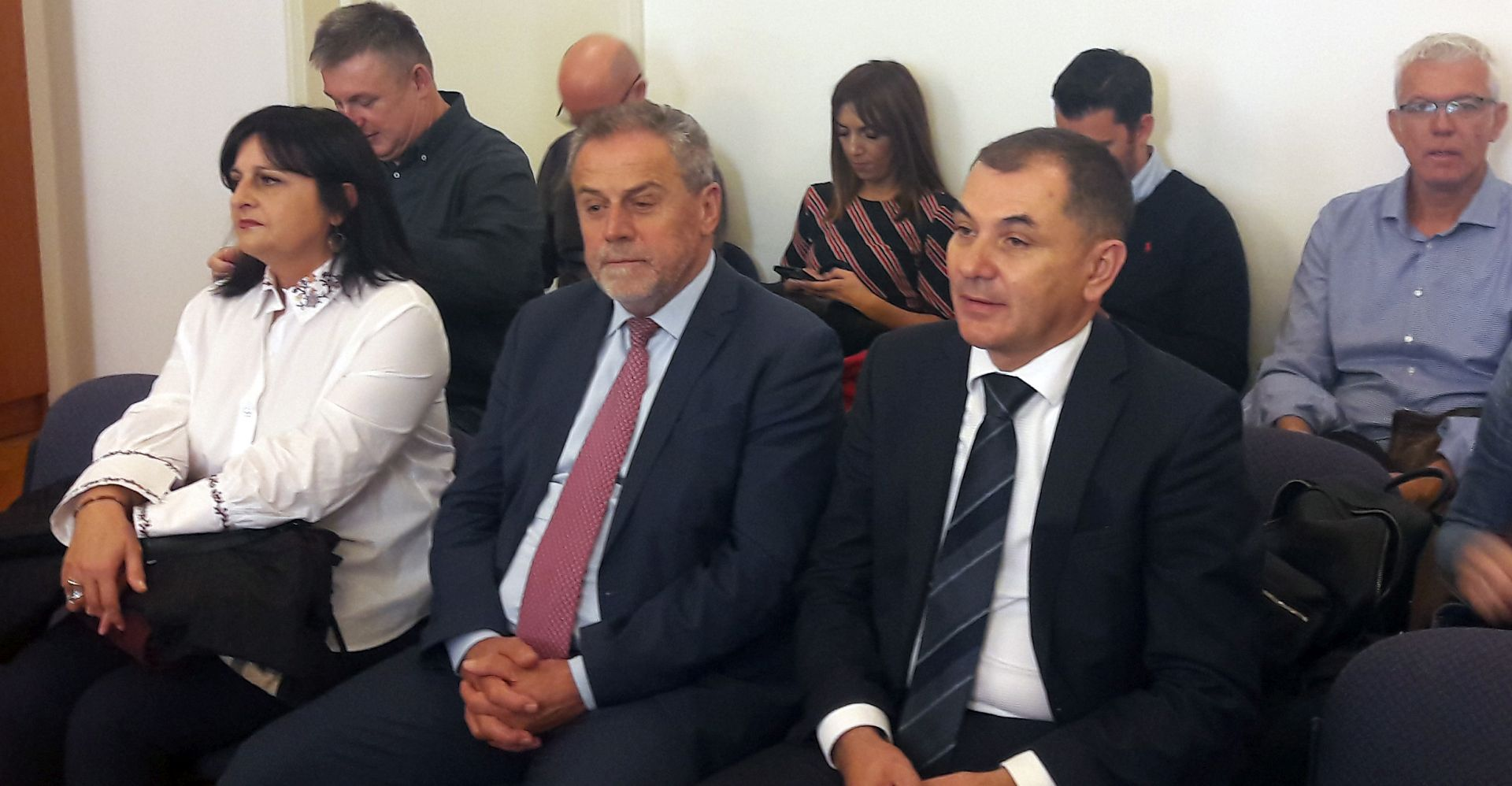 AFERA ŠTANDOVI U petak objava prve presude Bandiću