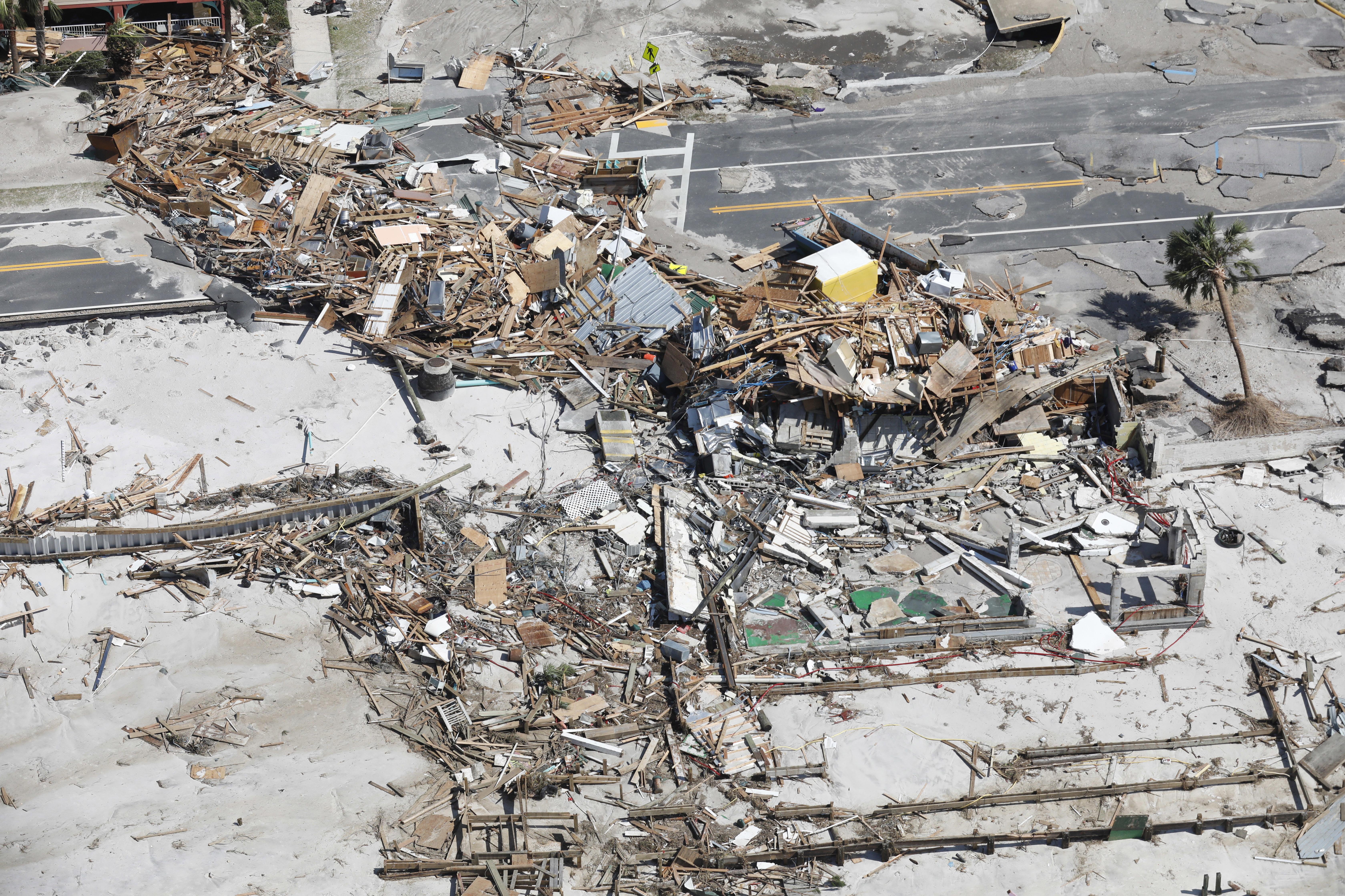 Raste broj žrtava uragana Michael
