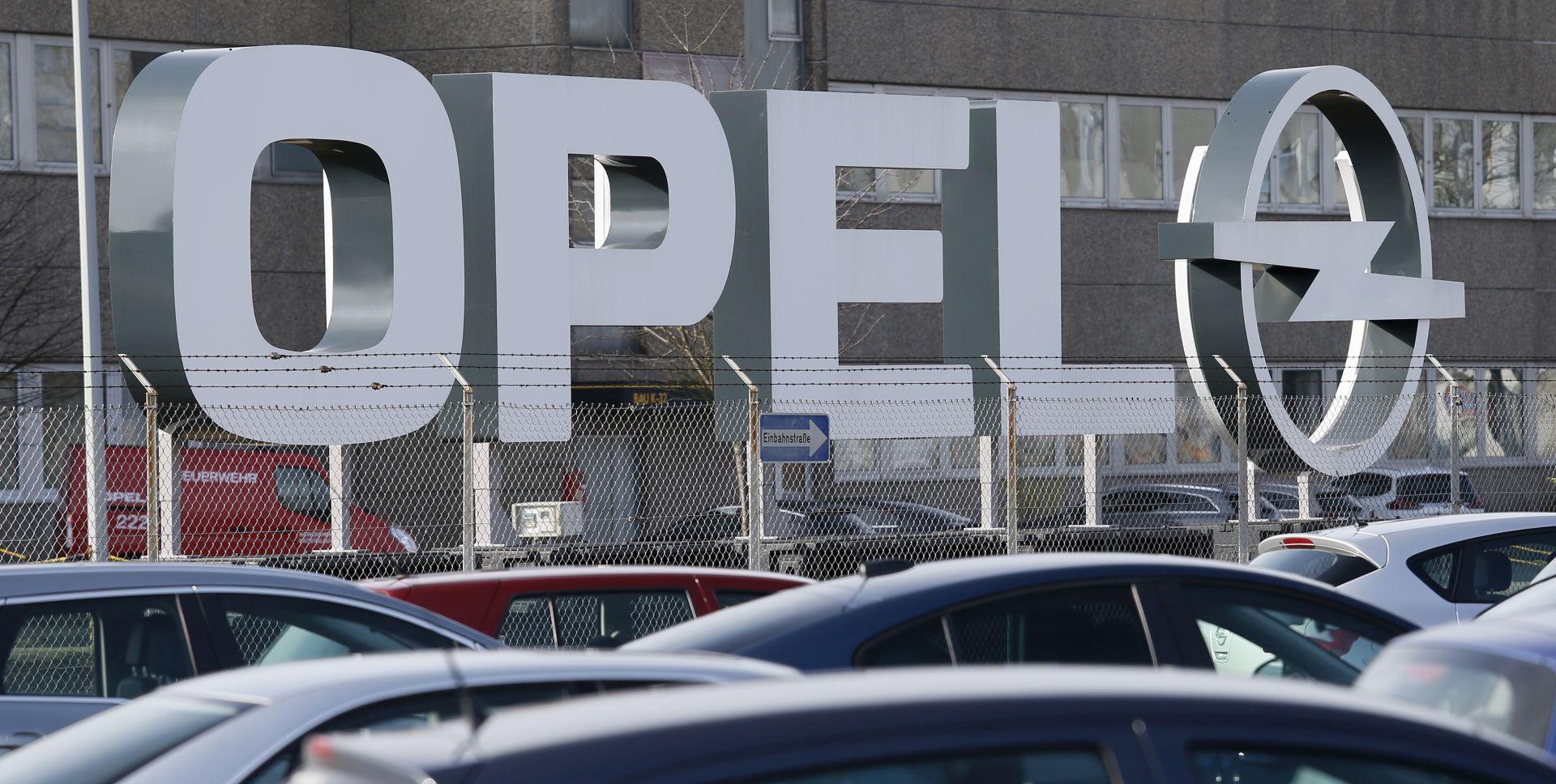 Racija u njemačkom Opelu zbog dizelskih motora