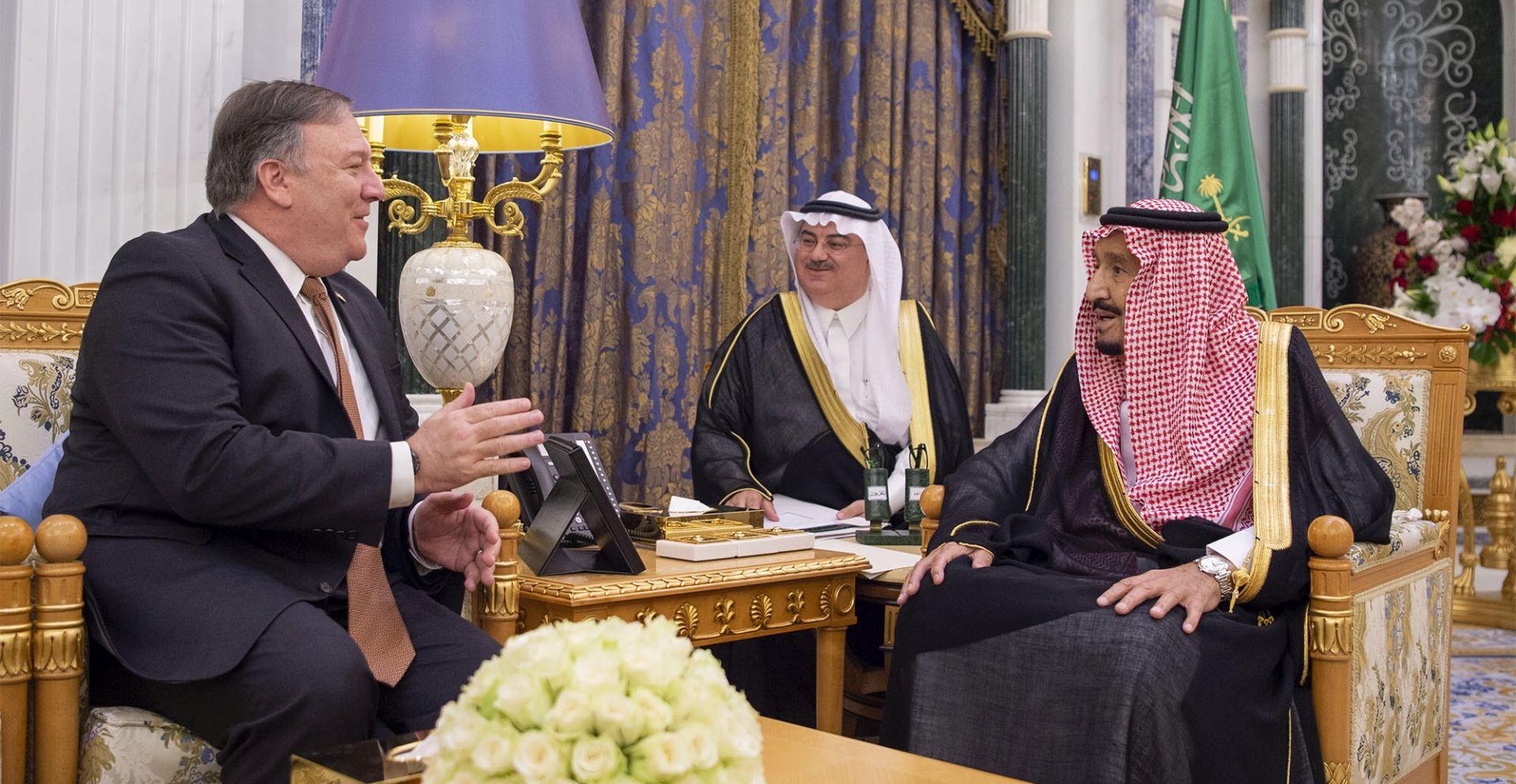 Saudijska Arabija, ključni igrač na Bliskom istoku