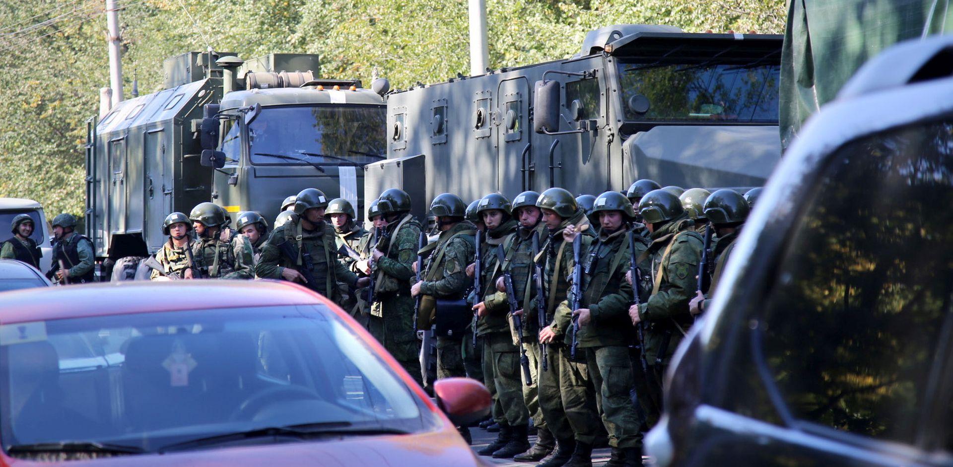 TERORIZAM Najmanje 17 mrtvih u eksploziji na fakultetu na Krimu