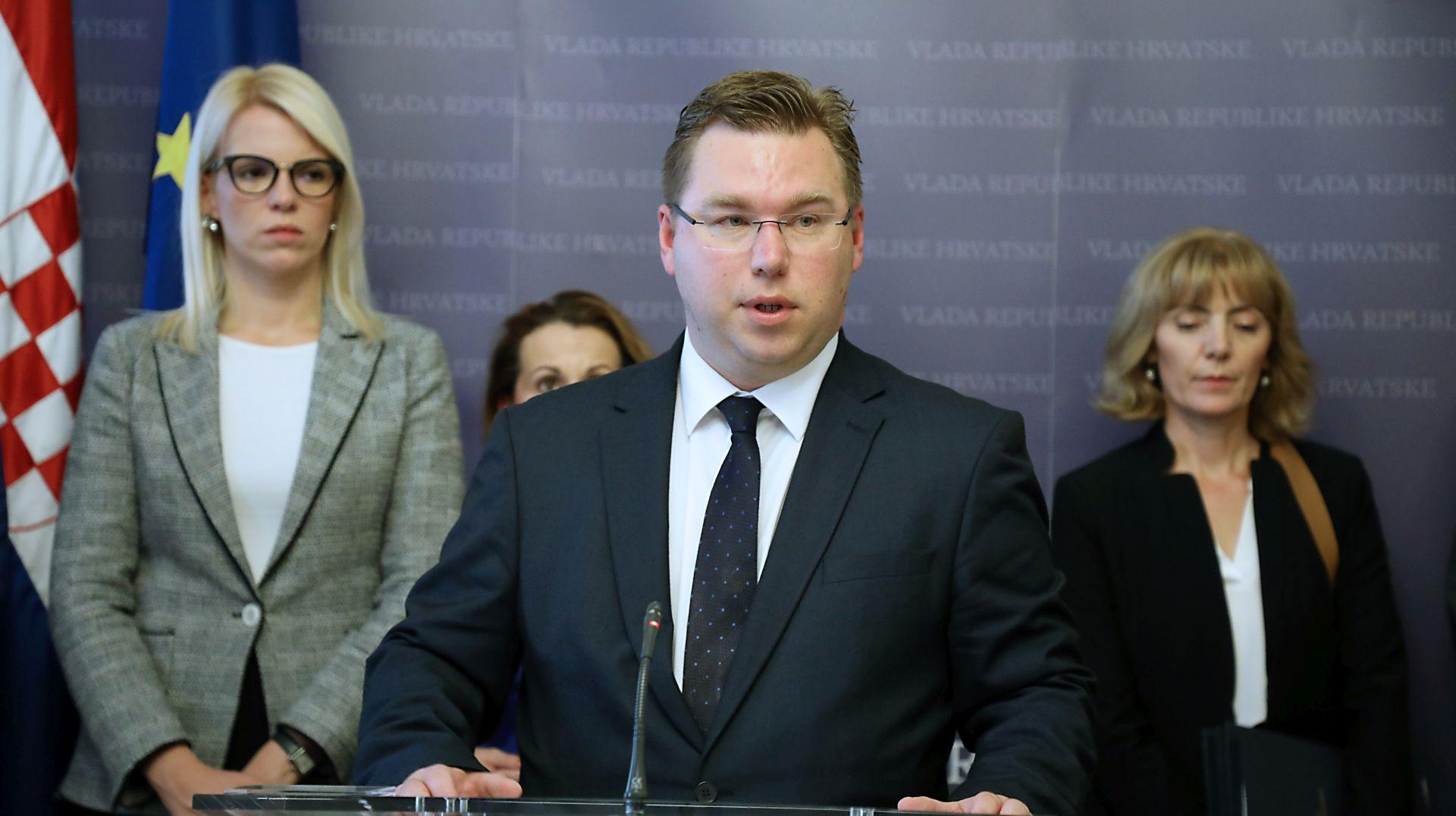 """PAVIĆ """"Došli smo do balansiranog pristupa mirovinskoj reformi"""""""