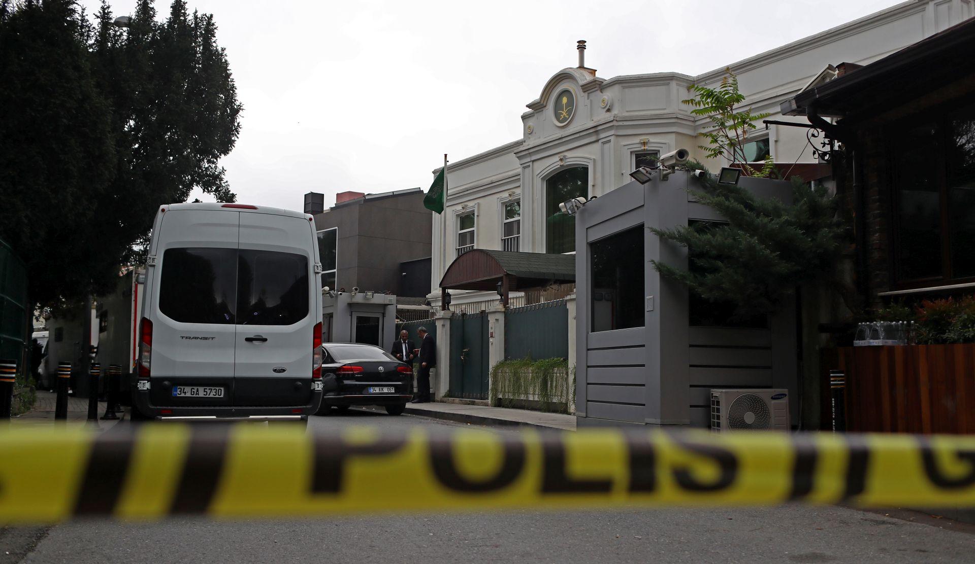SAD od Turske traži snimku ubojstva Khashoggija