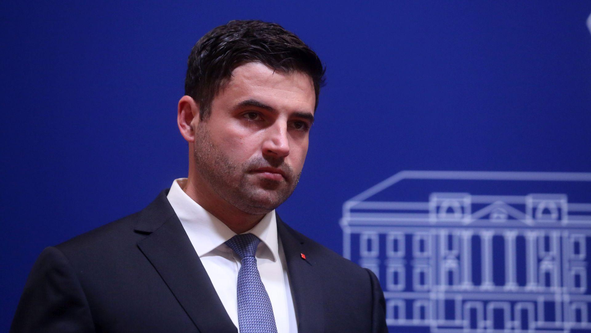 """BERNARDIĆ """"Dvije godine Vlade obilježila korupcija i nijedna reforma"""""""