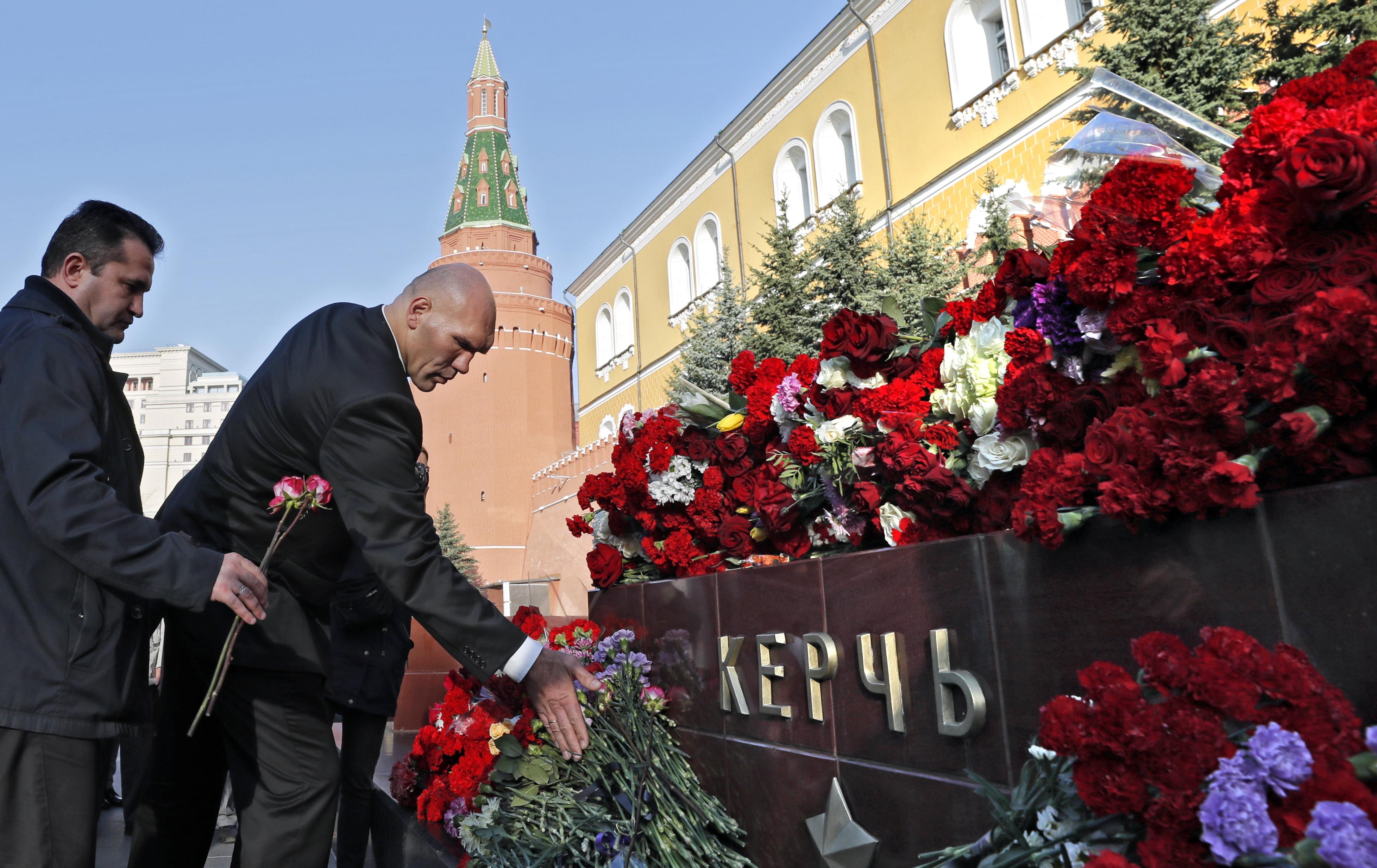 PUTIN 'Tragedija na Krimu posljedica je globalizacije'