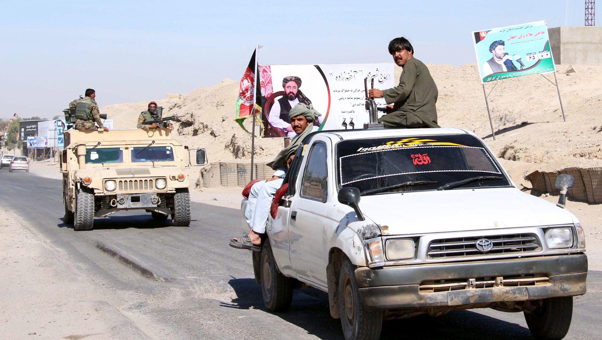 Odgođeni izbori u Kandaharu nakon ubojstva policijskog zapovjednika