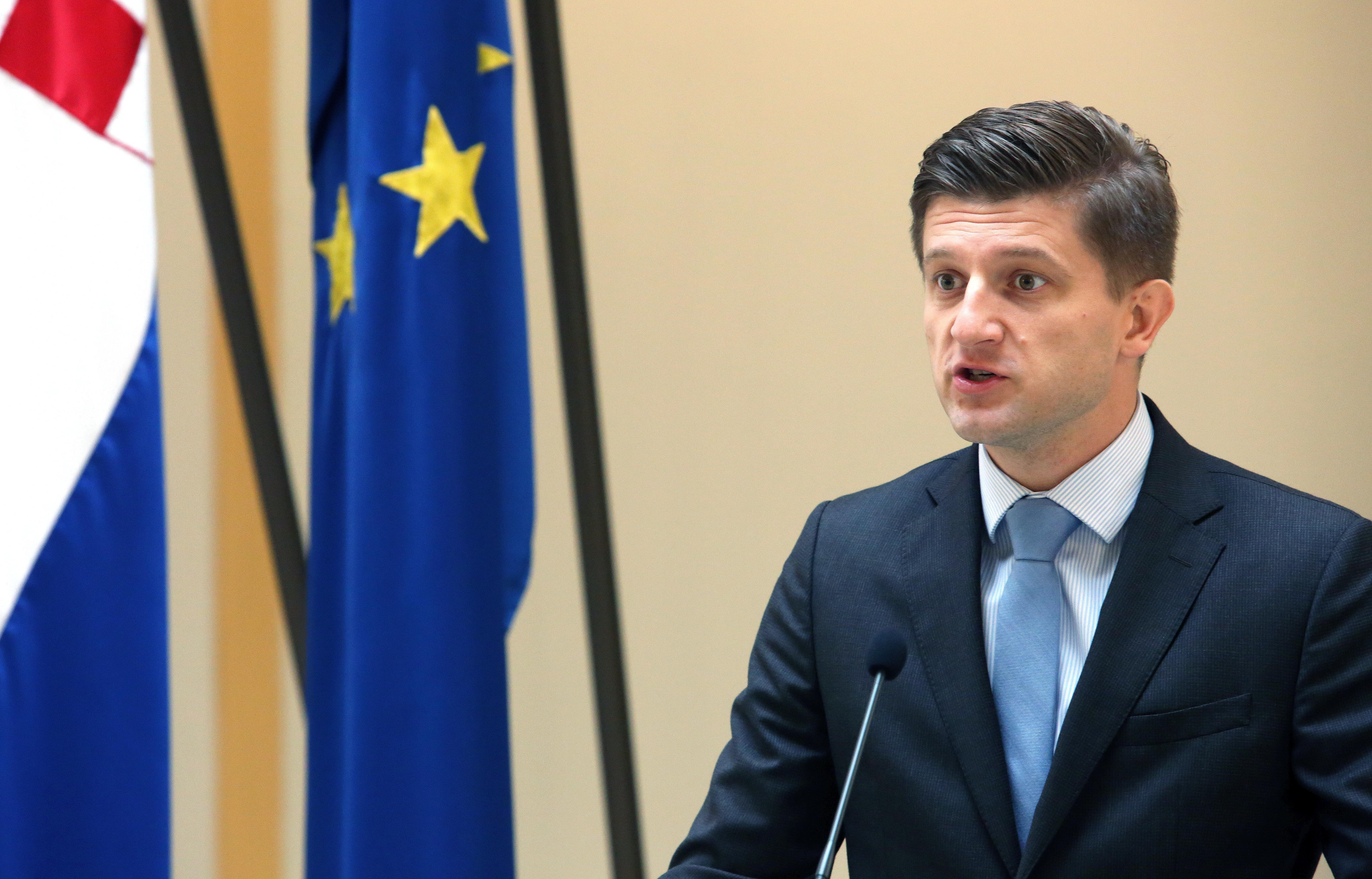 MARIĆ 'Suficit iznad prvotnih najava, podaci dobri i za 2018.'