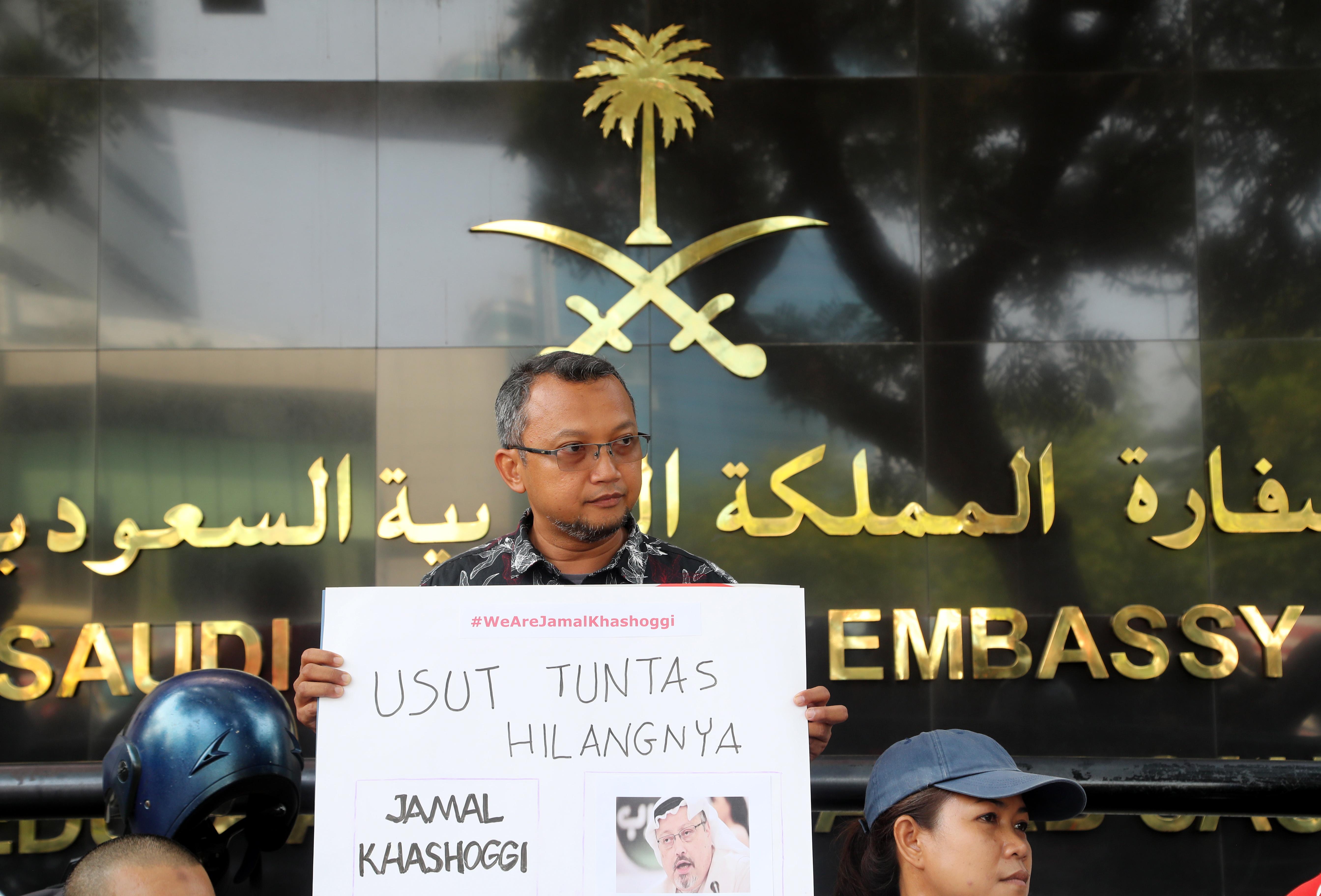 Saudijska Arabija priznala da je Khashoggi umro u konzulatu