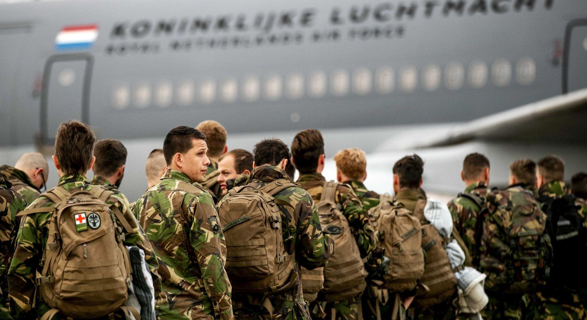 NATO počeo najveće vojne vježbe nakon hladnog rata