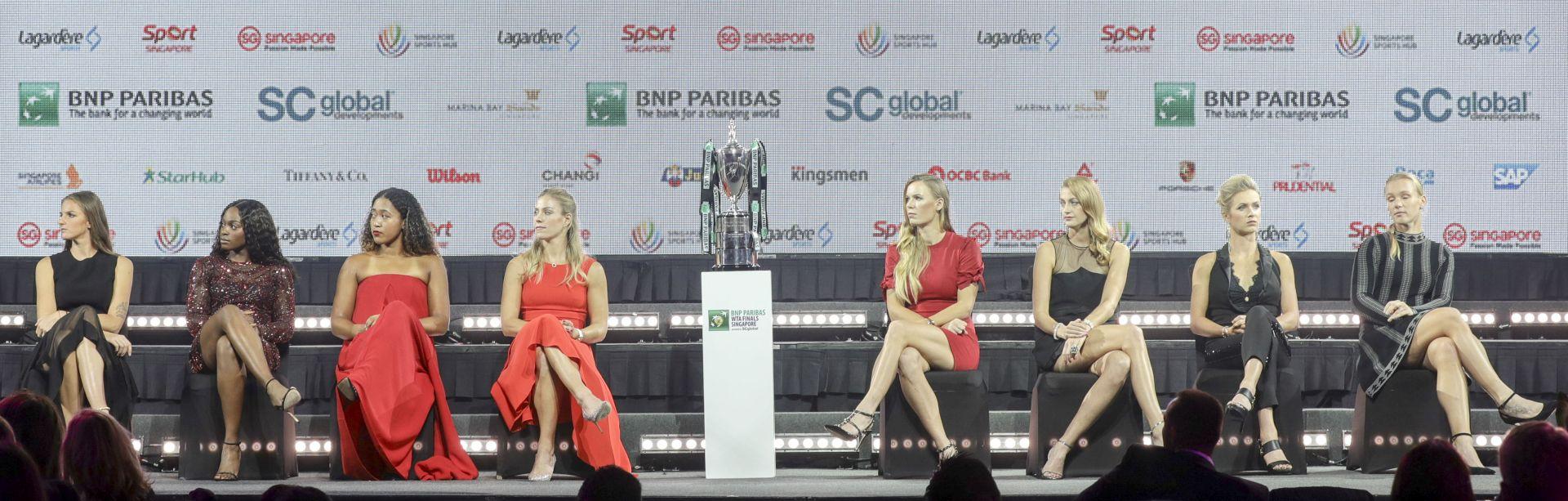WTA FINALE U nedjelju na otvaranju Kvitova protiv Svitoline