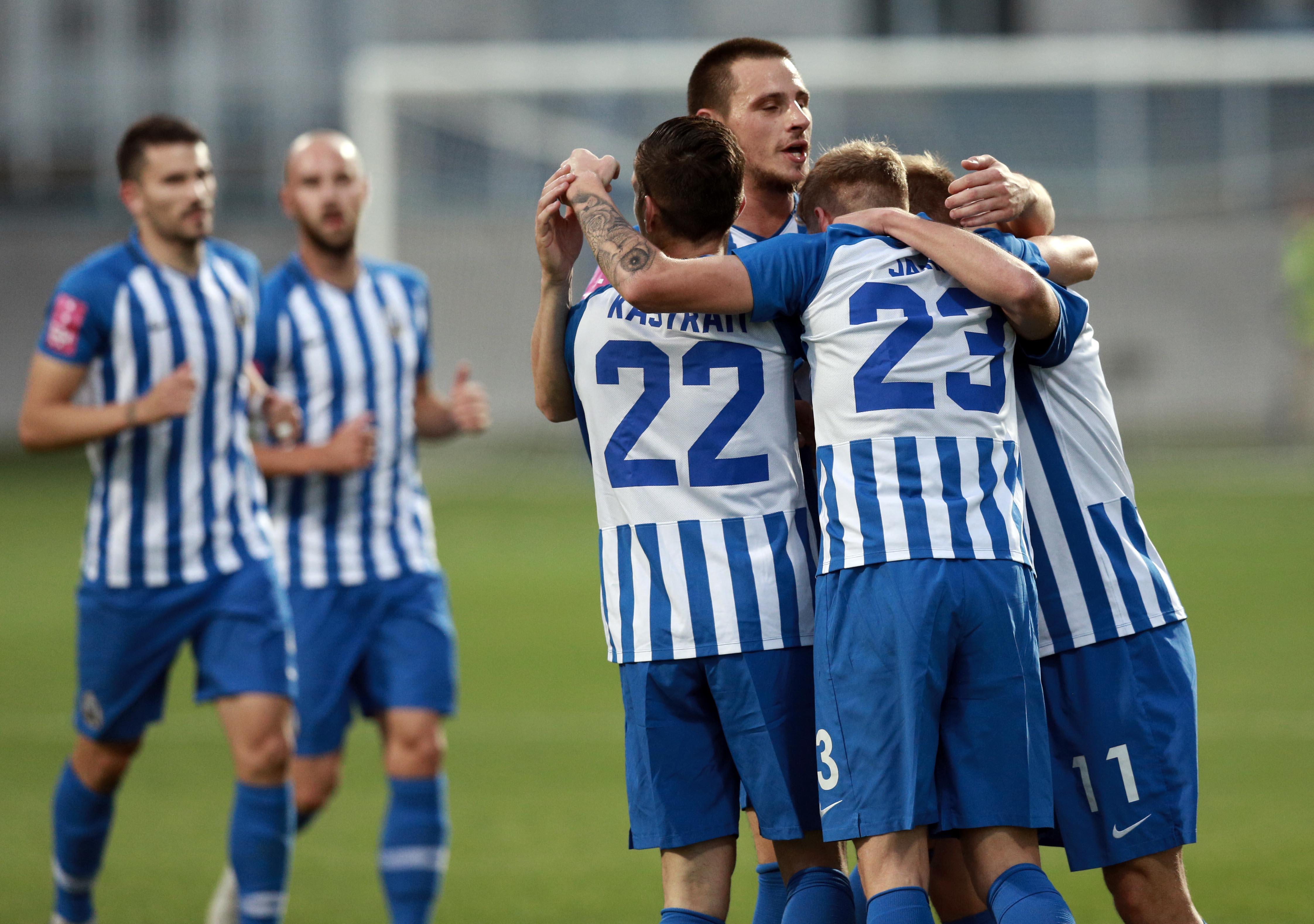 Hajduk u gostima kod Lokomotive ubilježio četvrti poraz u prvenstvu