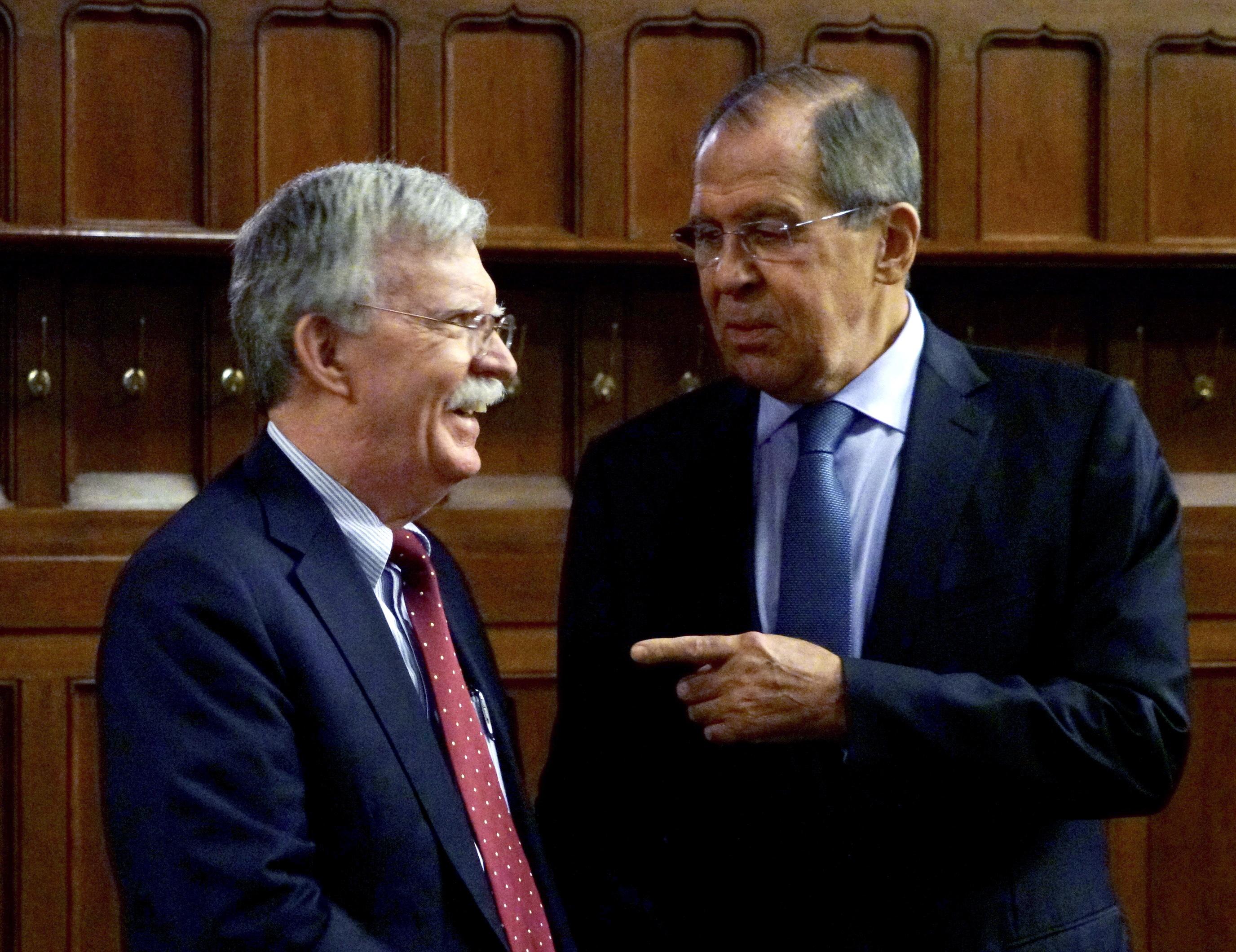 Bolton u Moskvi poručio Rusima da im se miješanje u američke izbore nije isplatilo