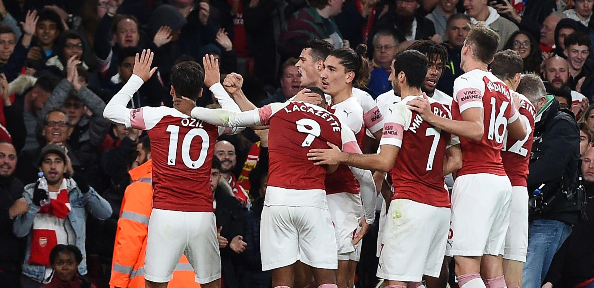 VIDEO: Arsenal 'razbio' Leicester za desetu uzastopnu pobjedu