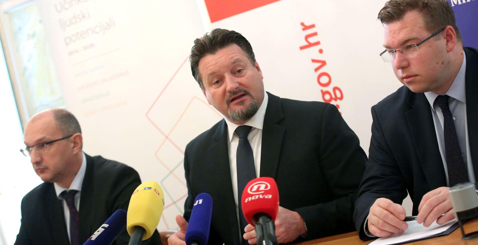 """KUŠČEVIĆ """"Potrebna promjena Zakona o referendumu"""""""