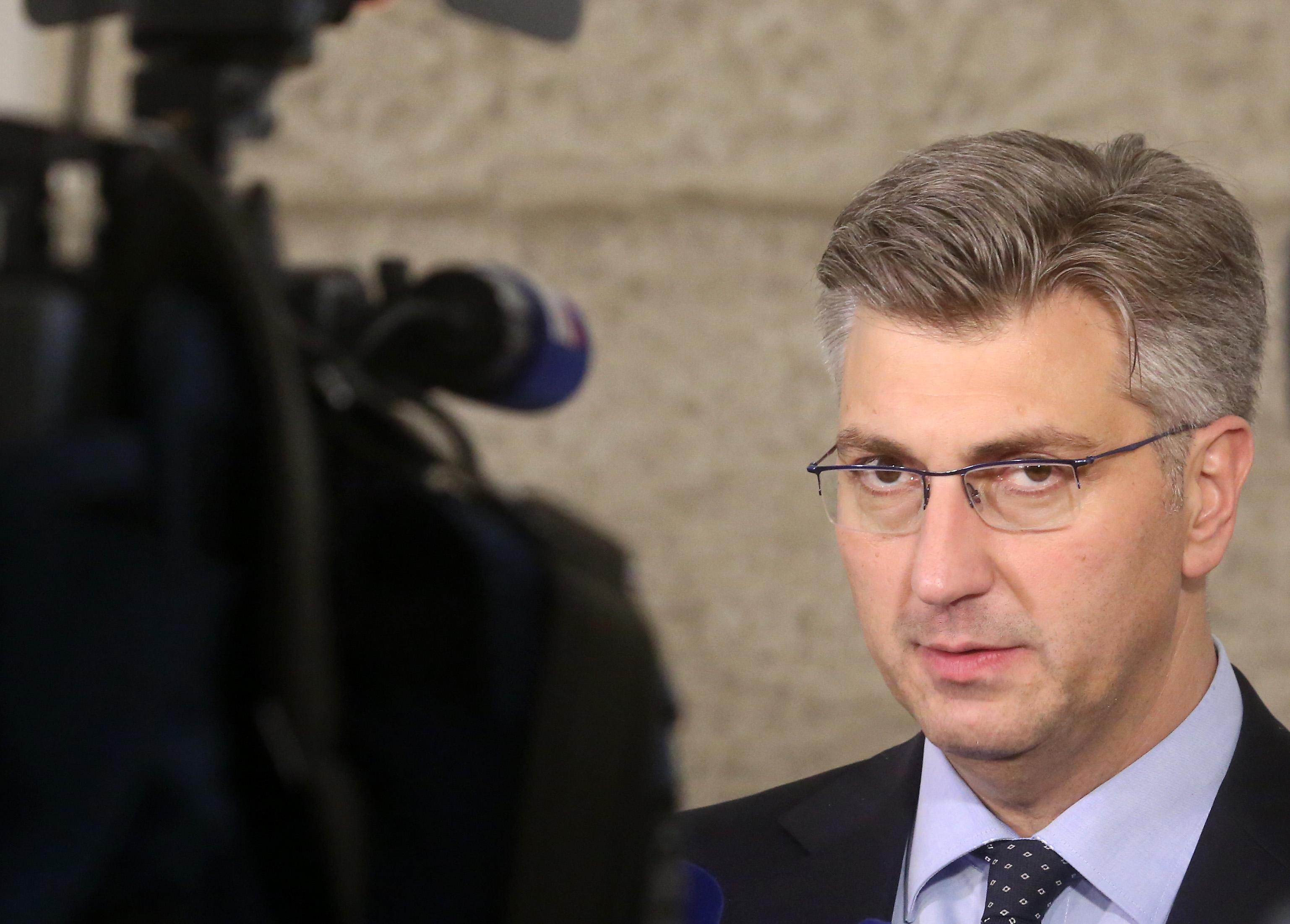 PLENKOVIĆ 'Idući tjedan usuglasit ćemo datum sjednice Vijeća za nacionalnu sigurnost'